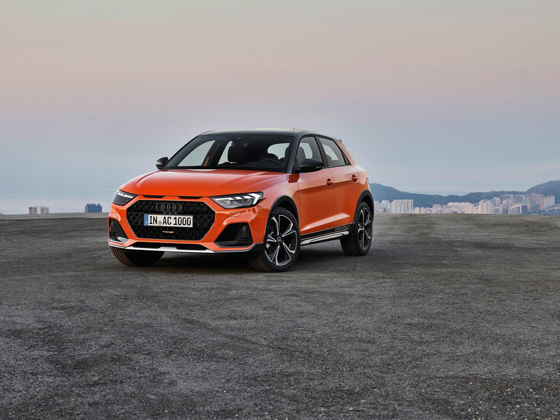 Audi A1 Citycarver 2019 33