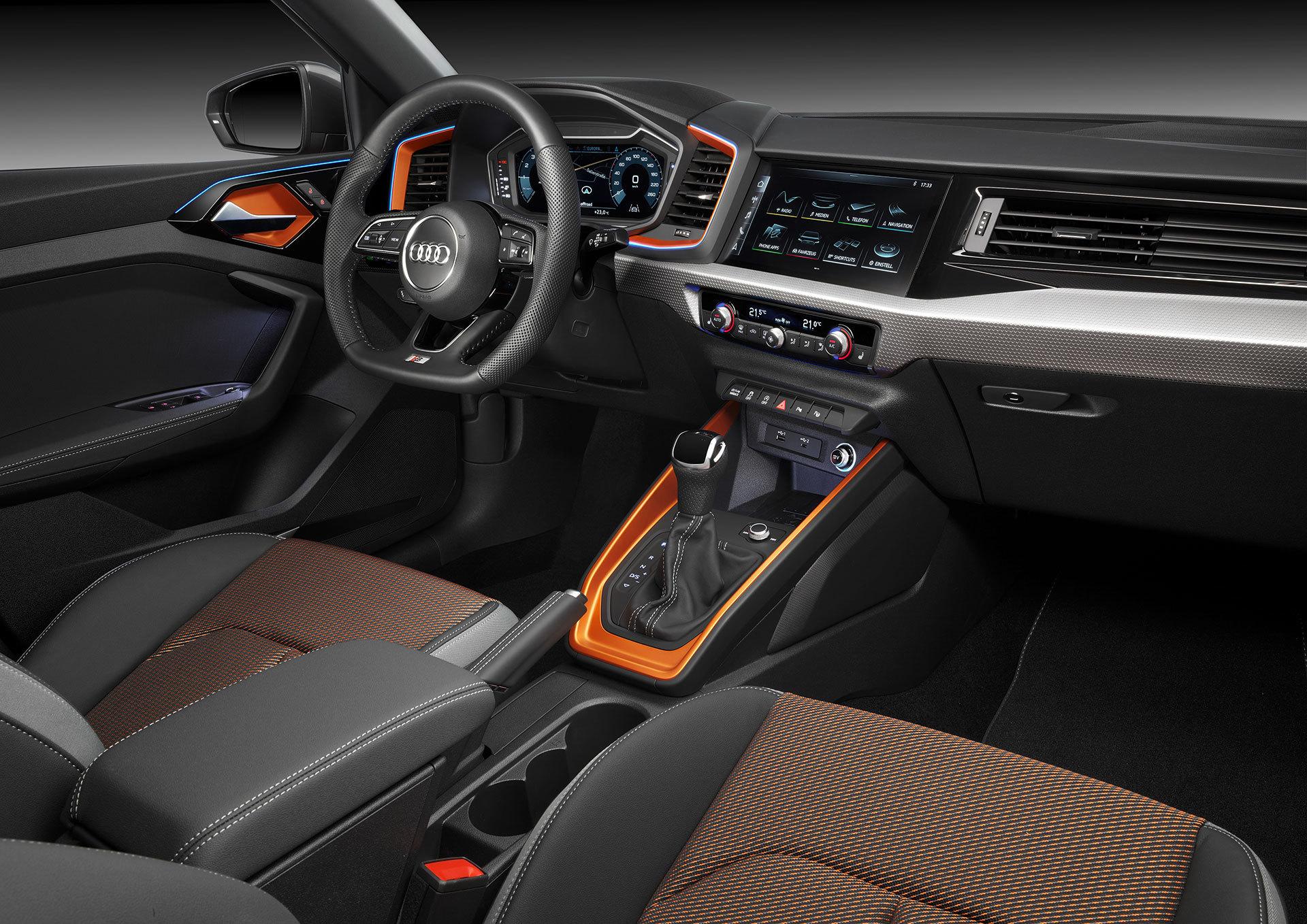 Audi A1 Citycarver 2019 34
