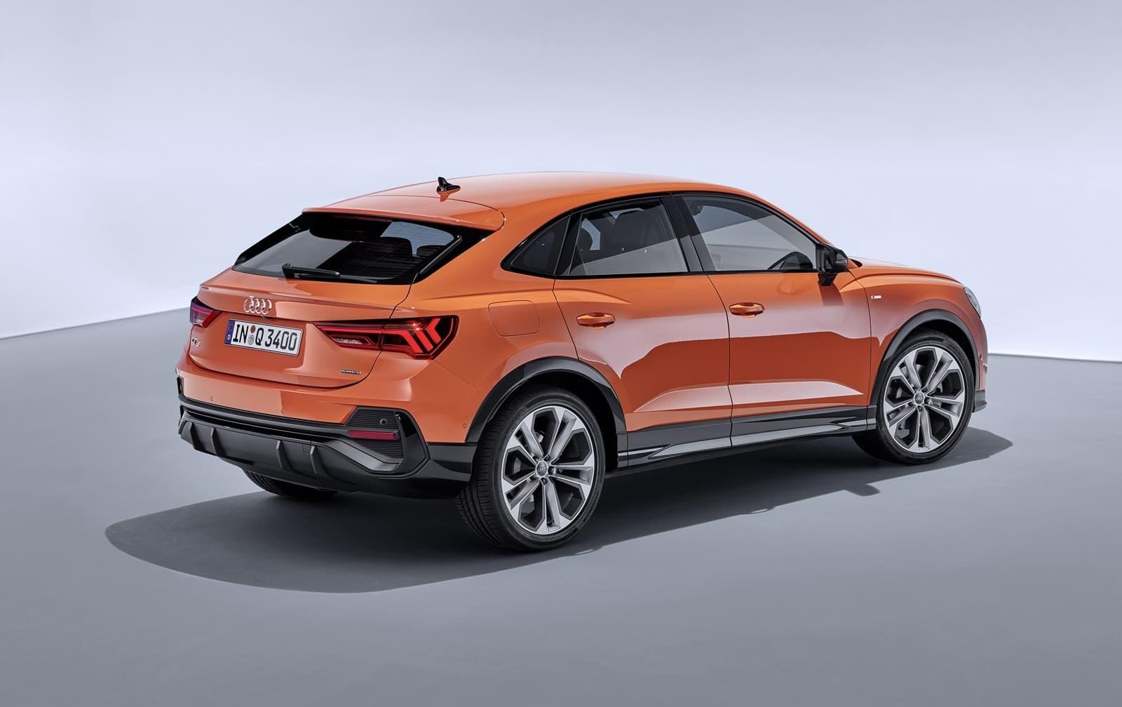 Audi Q3 Sportback 0719 044