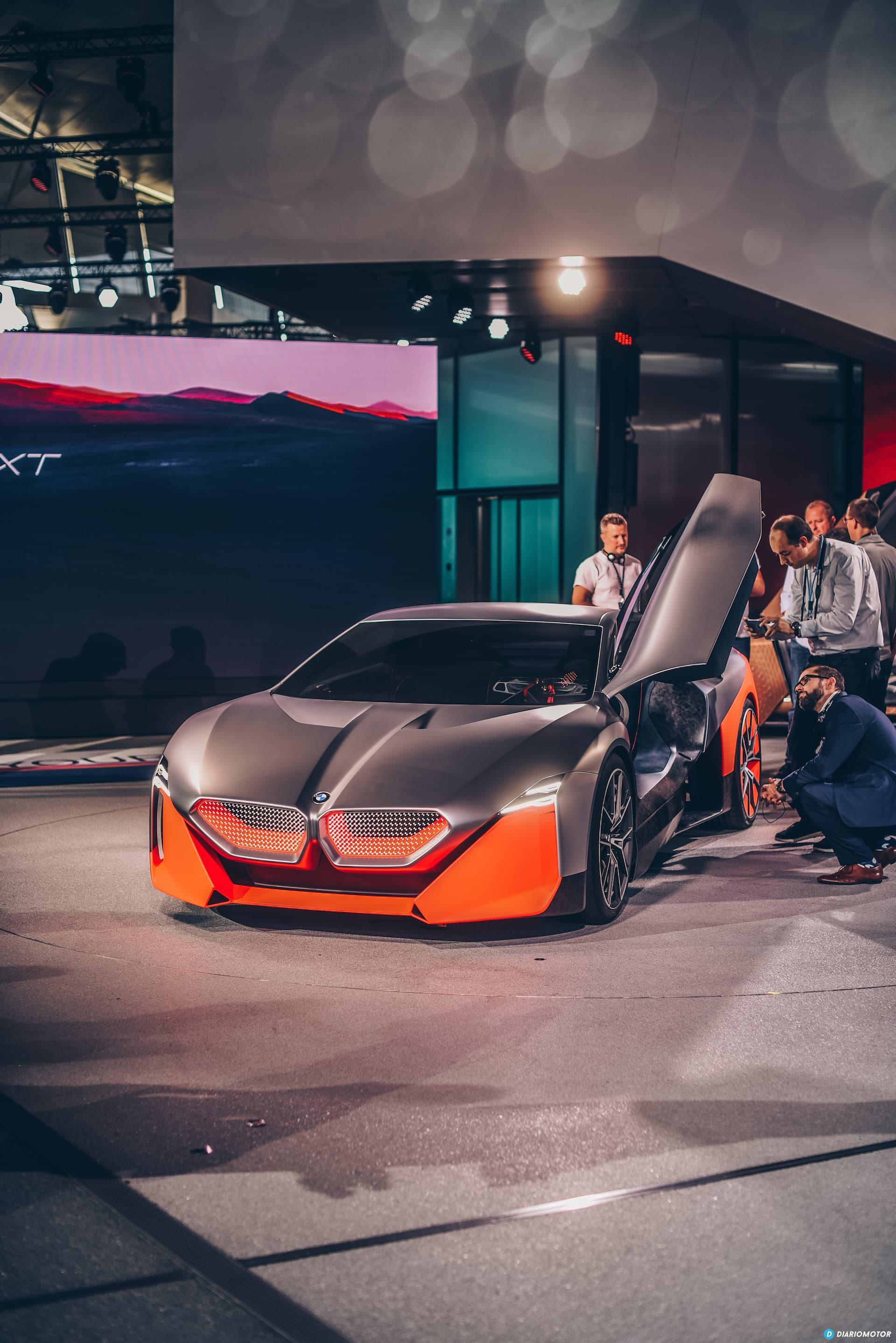 Bmw M Vision Next Gen 16