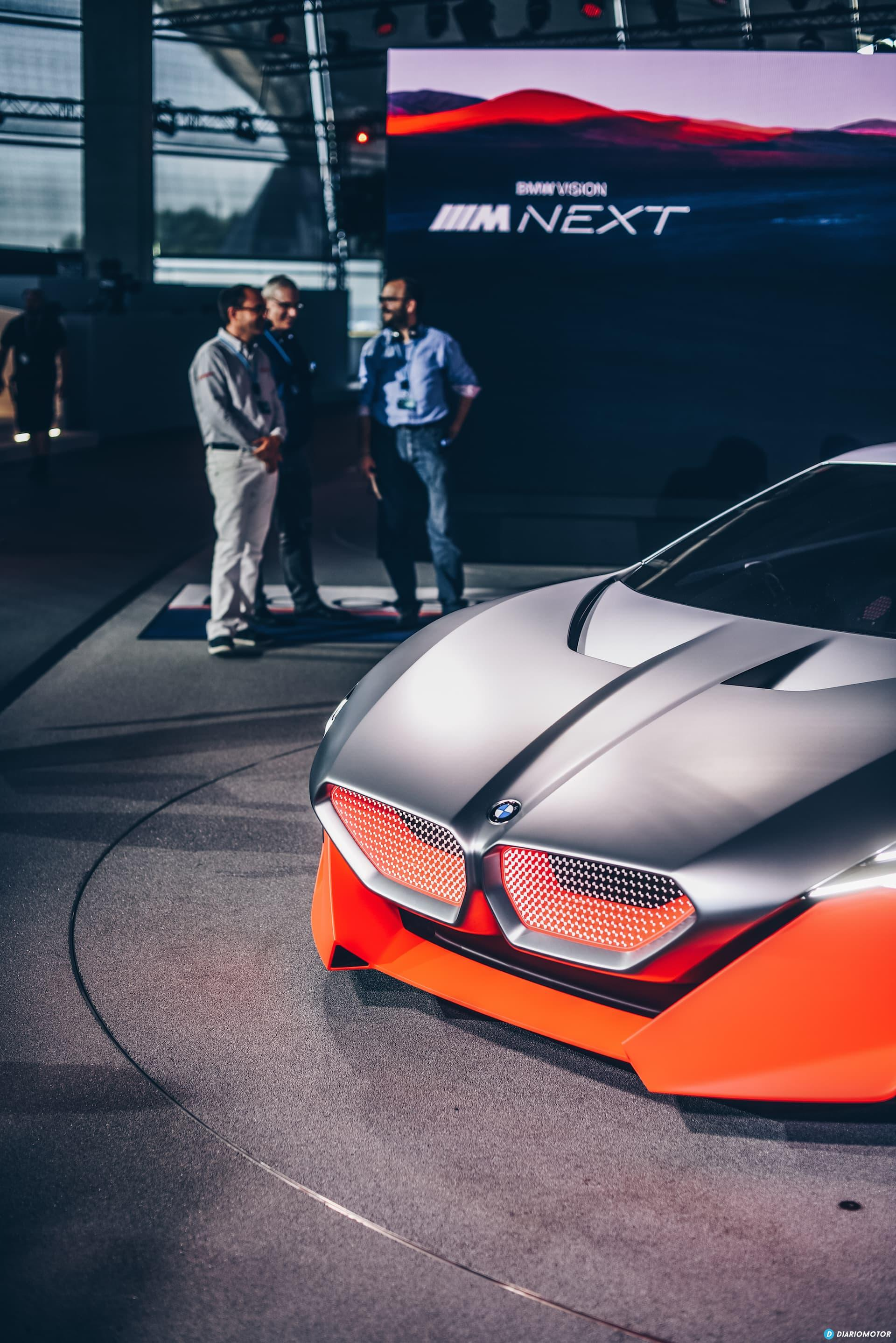 Bmw M Vision Next Gen 17