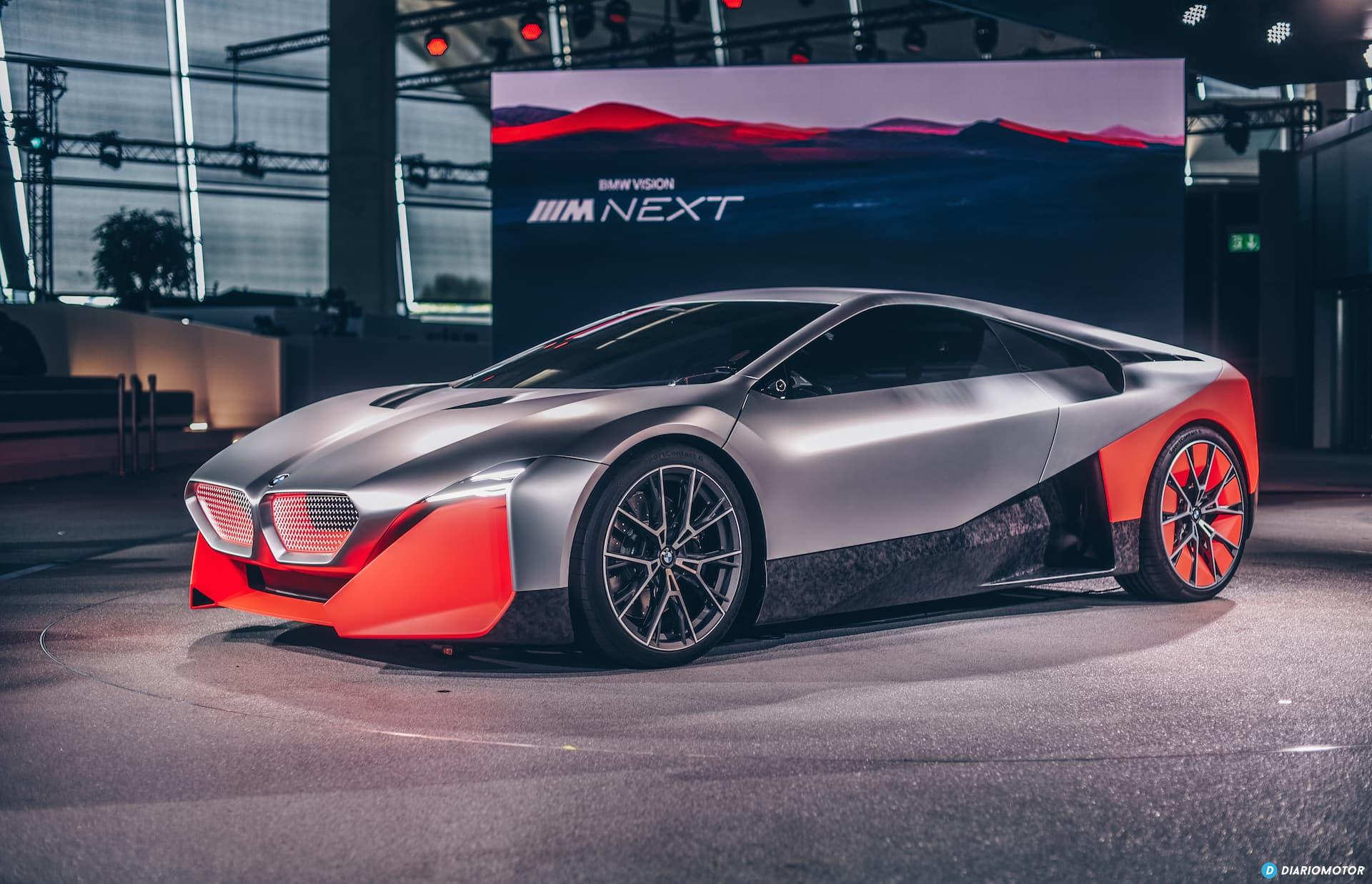 Bmw M Vision Next Gen 18