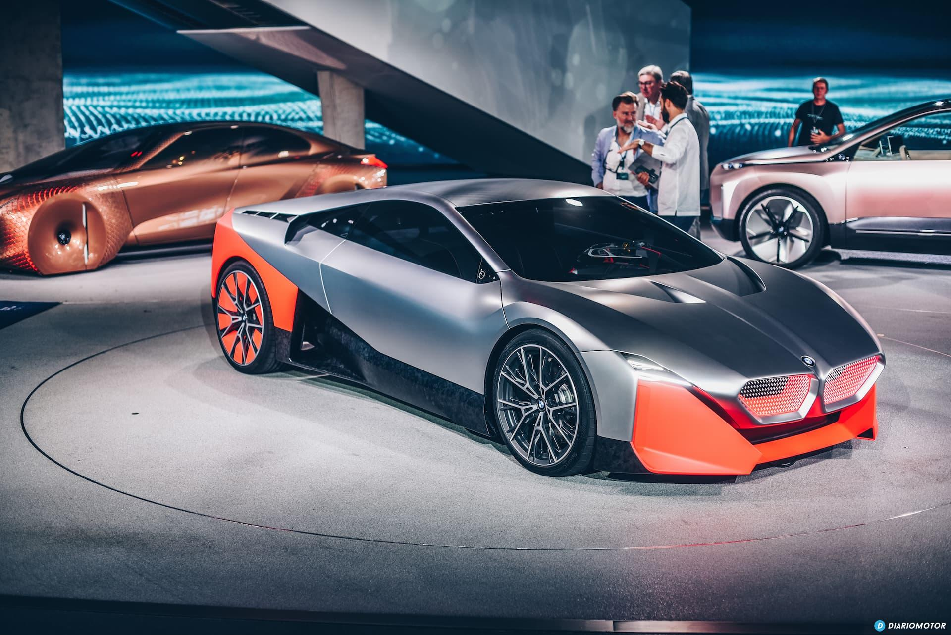 Bmw M Vision Next Gen 8