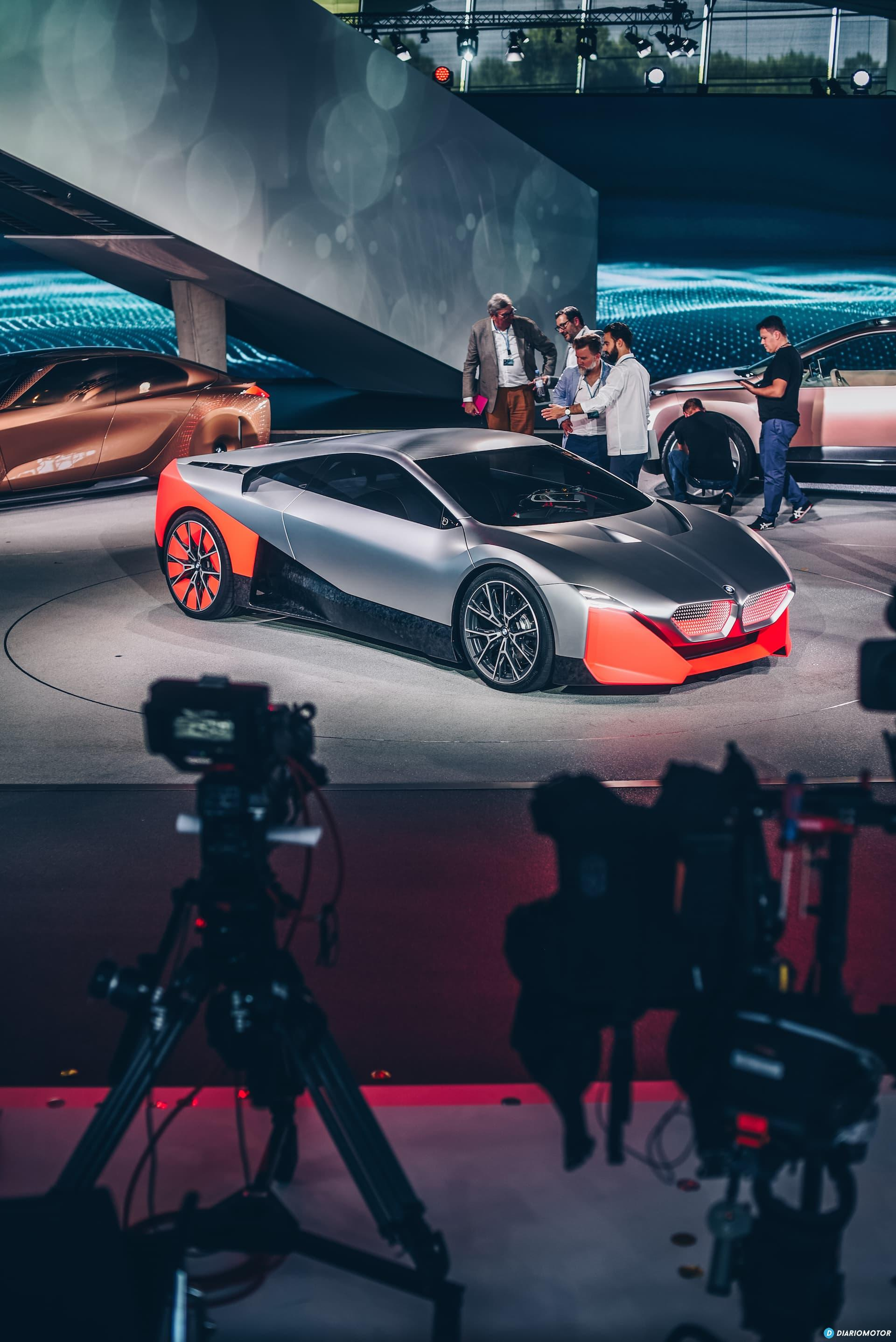 Bmw M Vision Next Gen 9