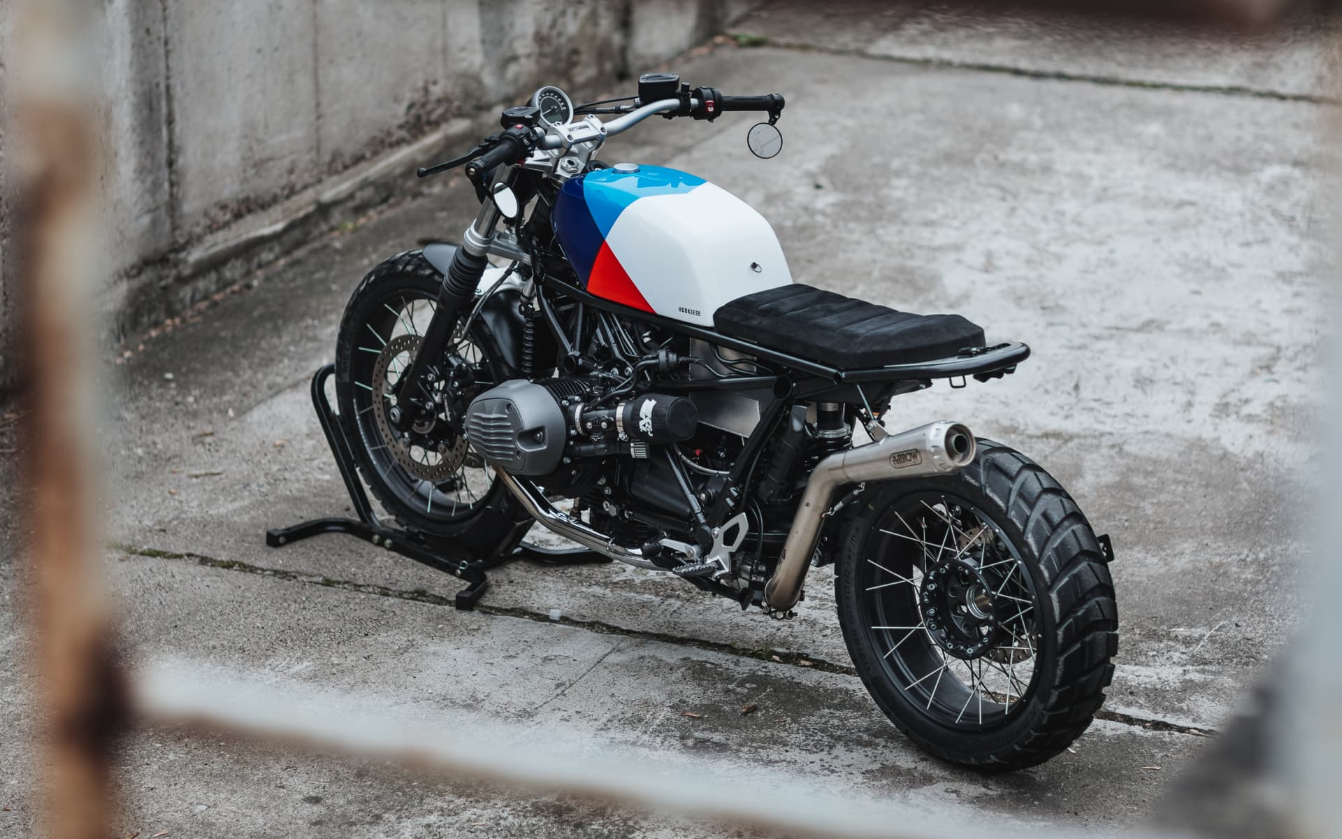 Bmw R Ninet Kit Hooki Co 8