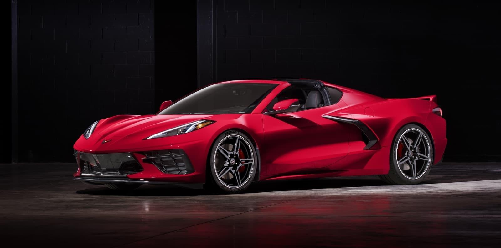 Chevrolet Corvette 2020 0719 038