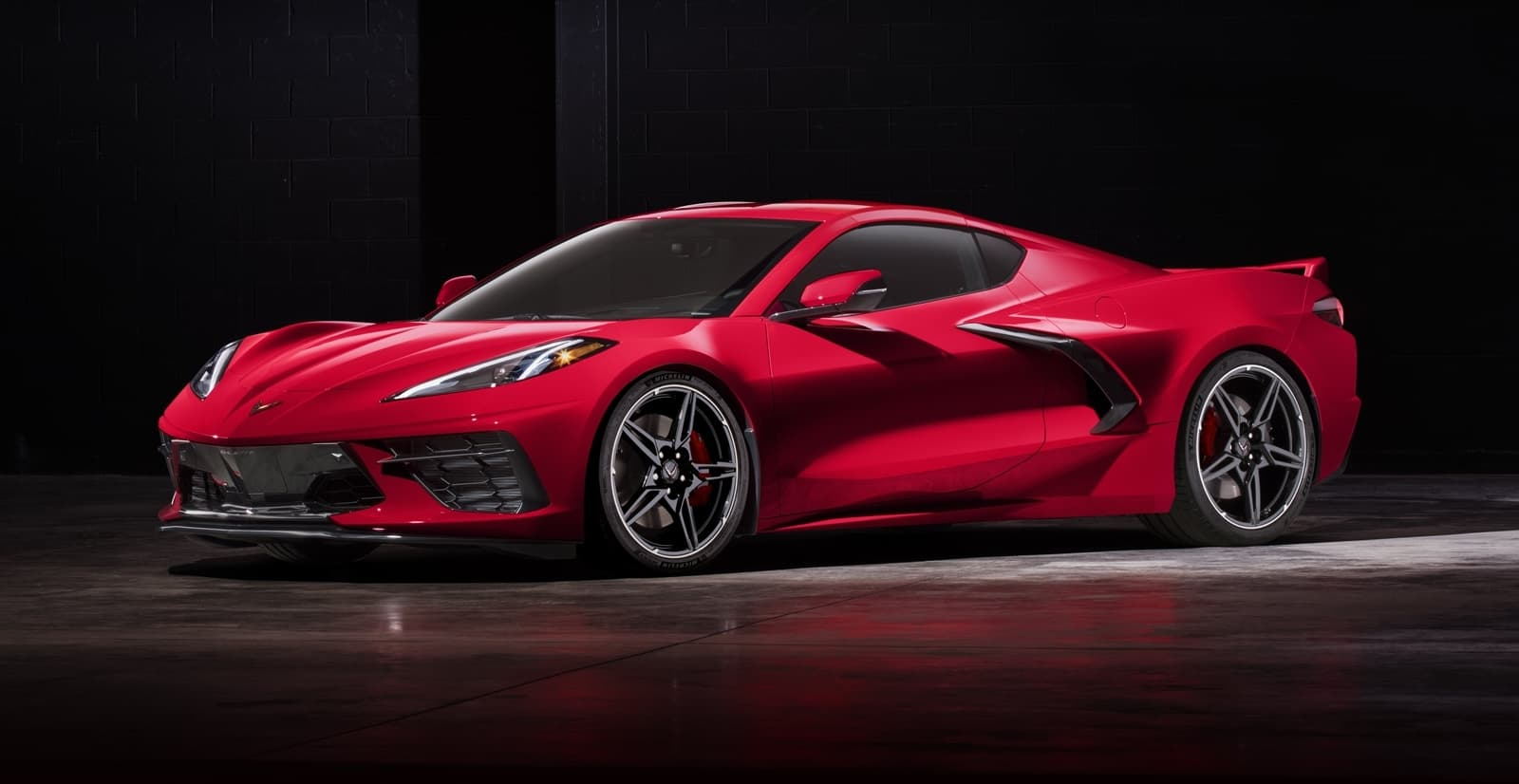 Chevrolet Corvette 2020 0719 039