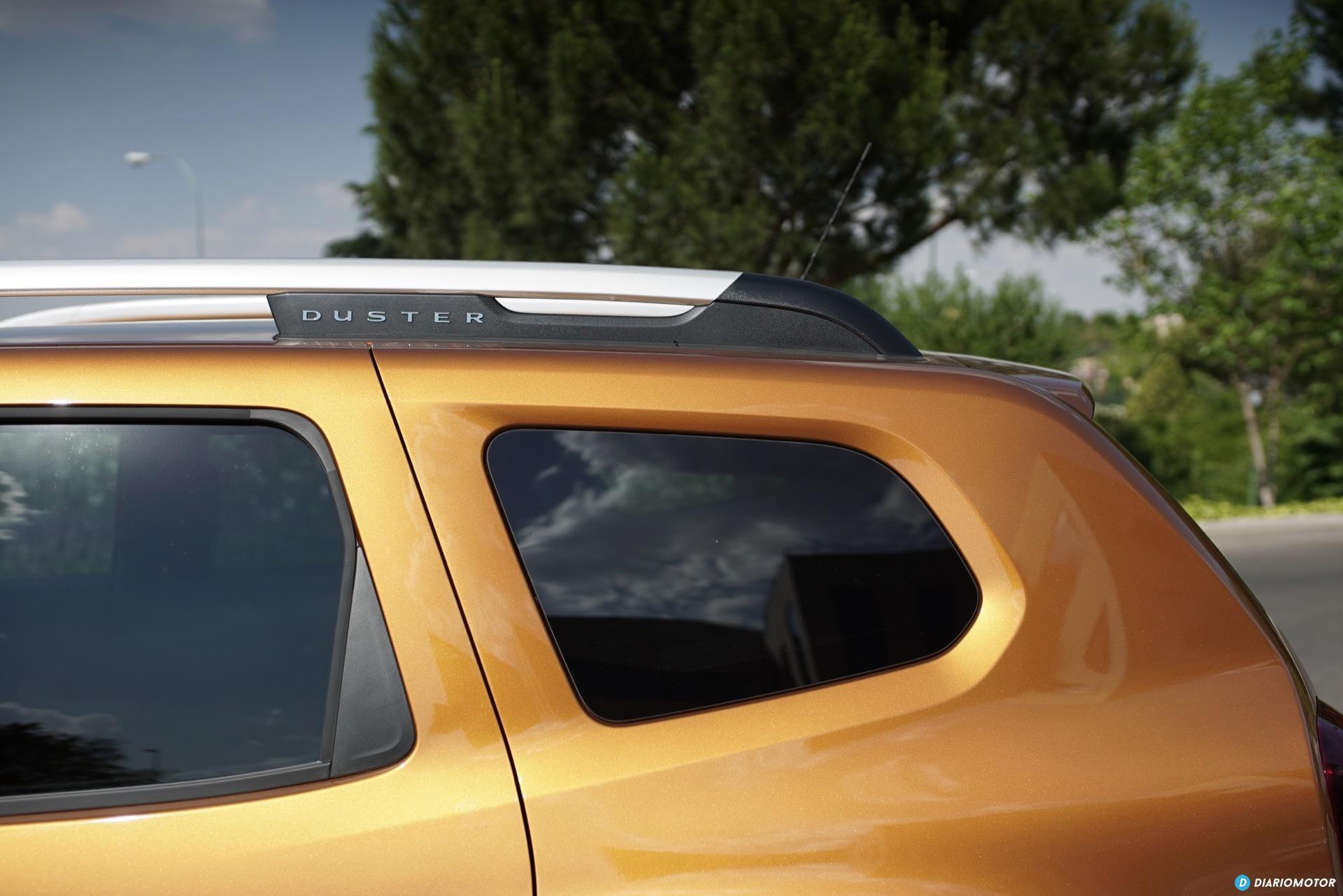 Dacia Duster Barras Techo 01
