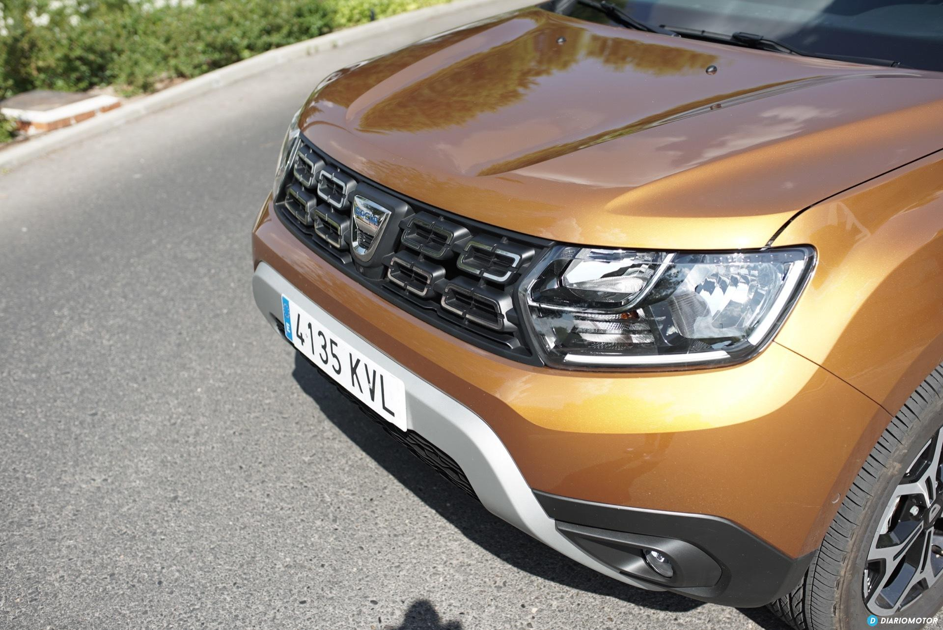 Dacia Duster Frontal 01