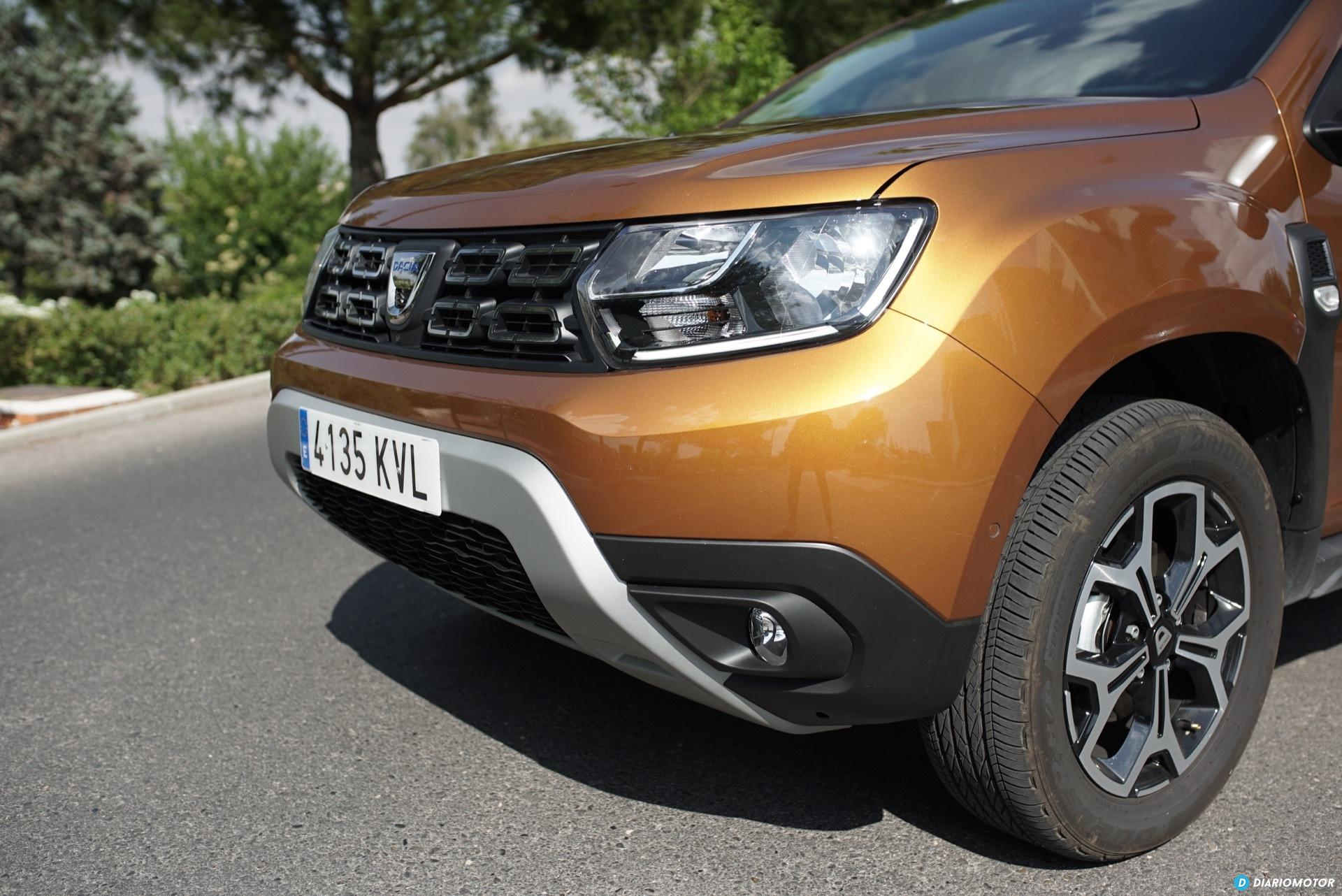 Dacia Duster Frontal 02
