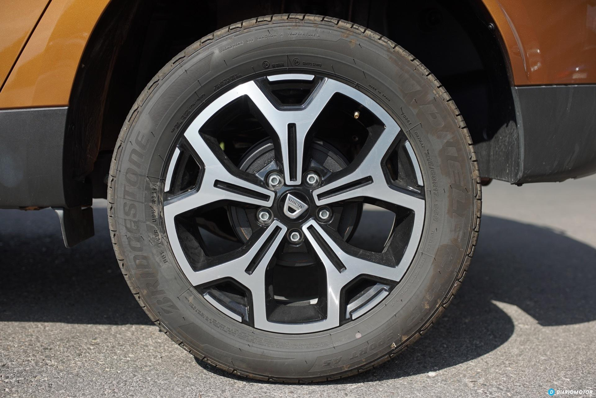 Dacia Duster Rueda 01