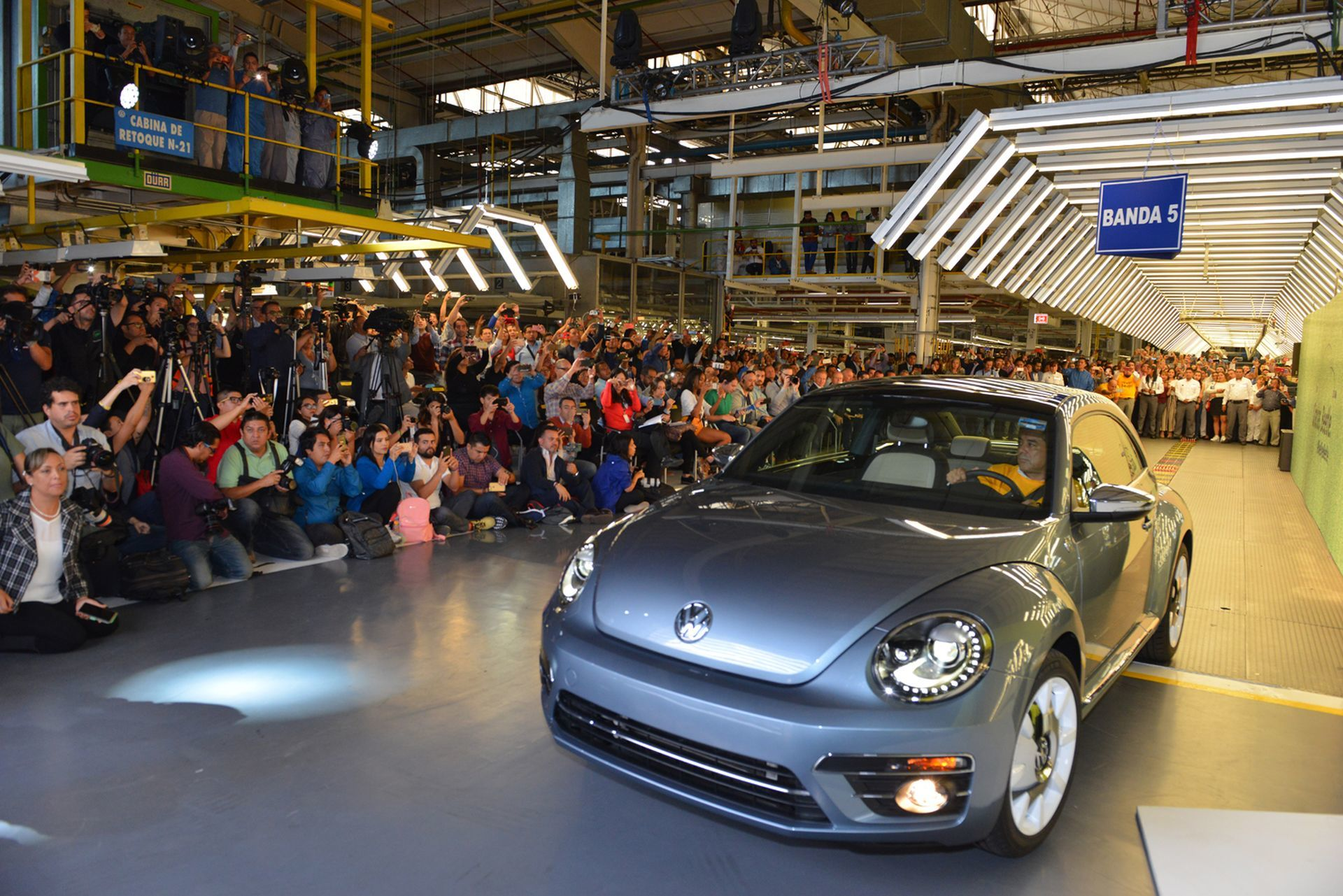 Fin Volkswagen Beetle Tarek 7