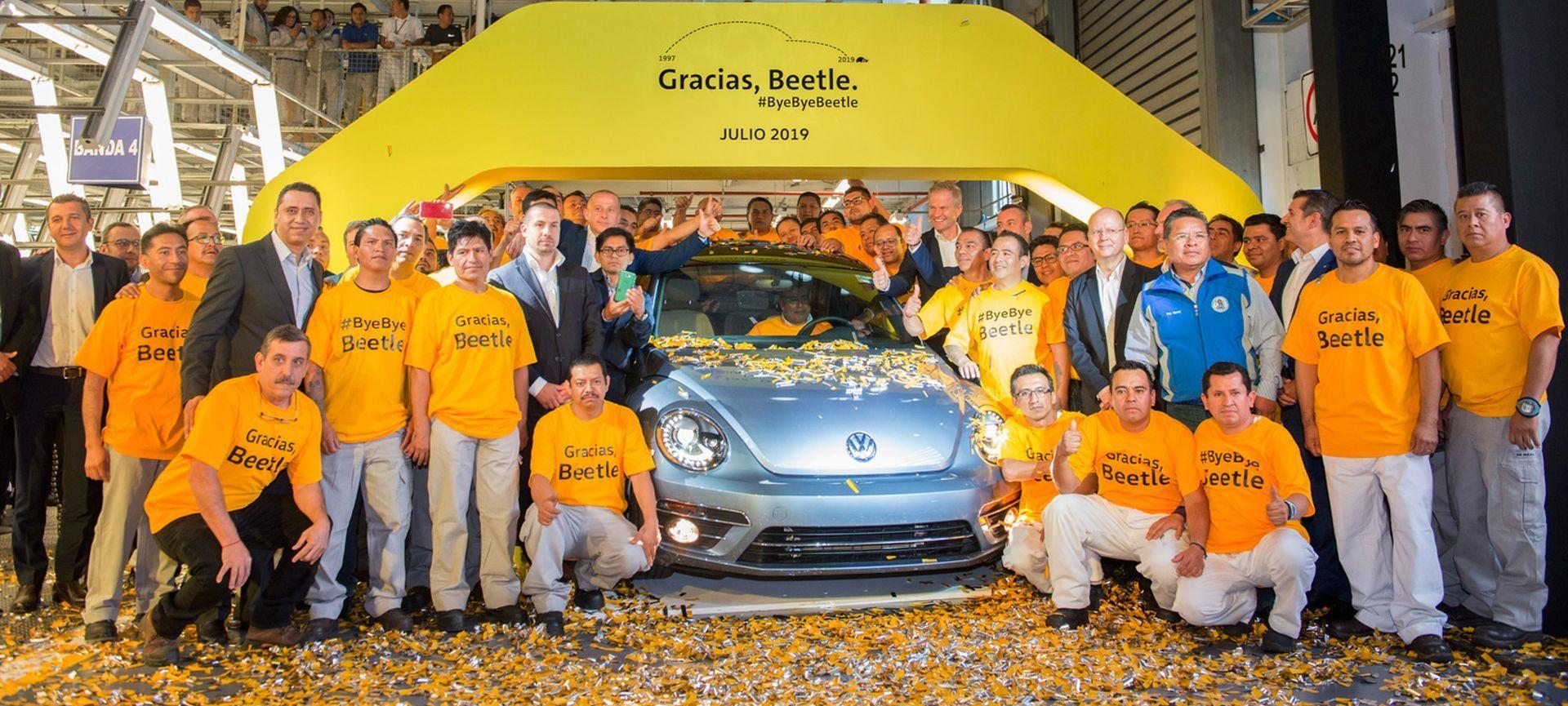 Fin Volkswagen Beetle Tarek P