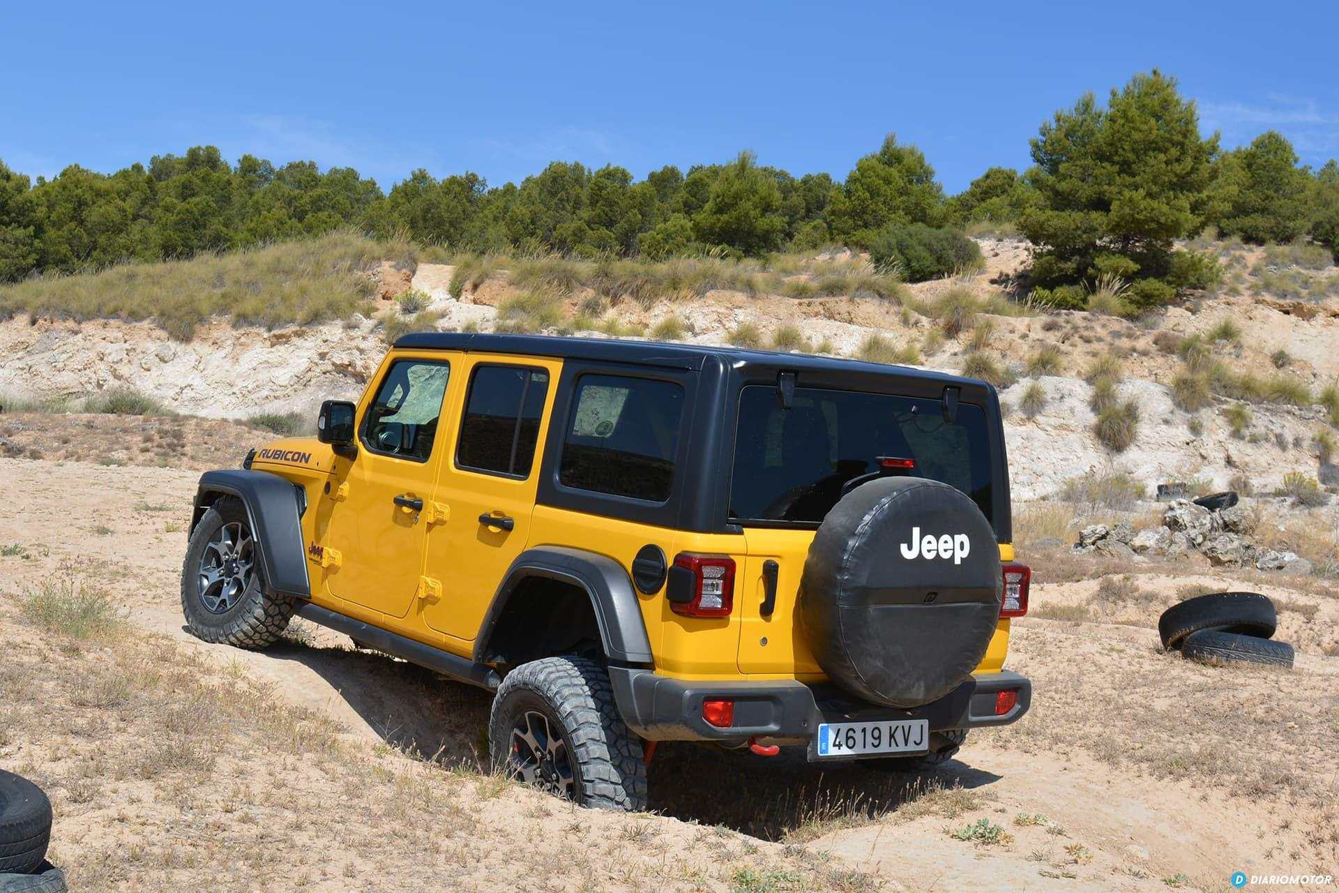 Jeep Wrangler Rubicon Cruce Puentes 04