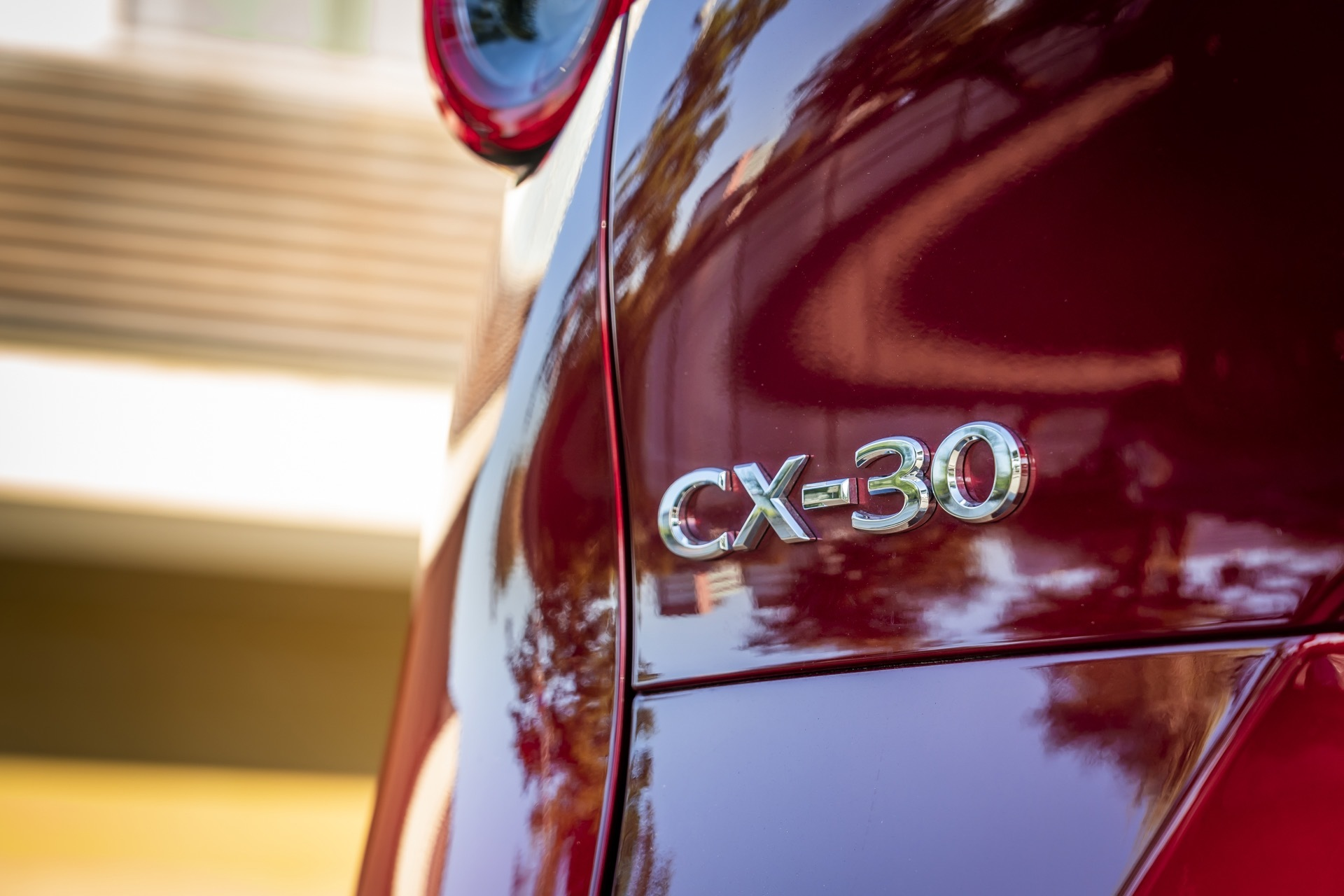 Mazda Cx 30 Detalle 00001