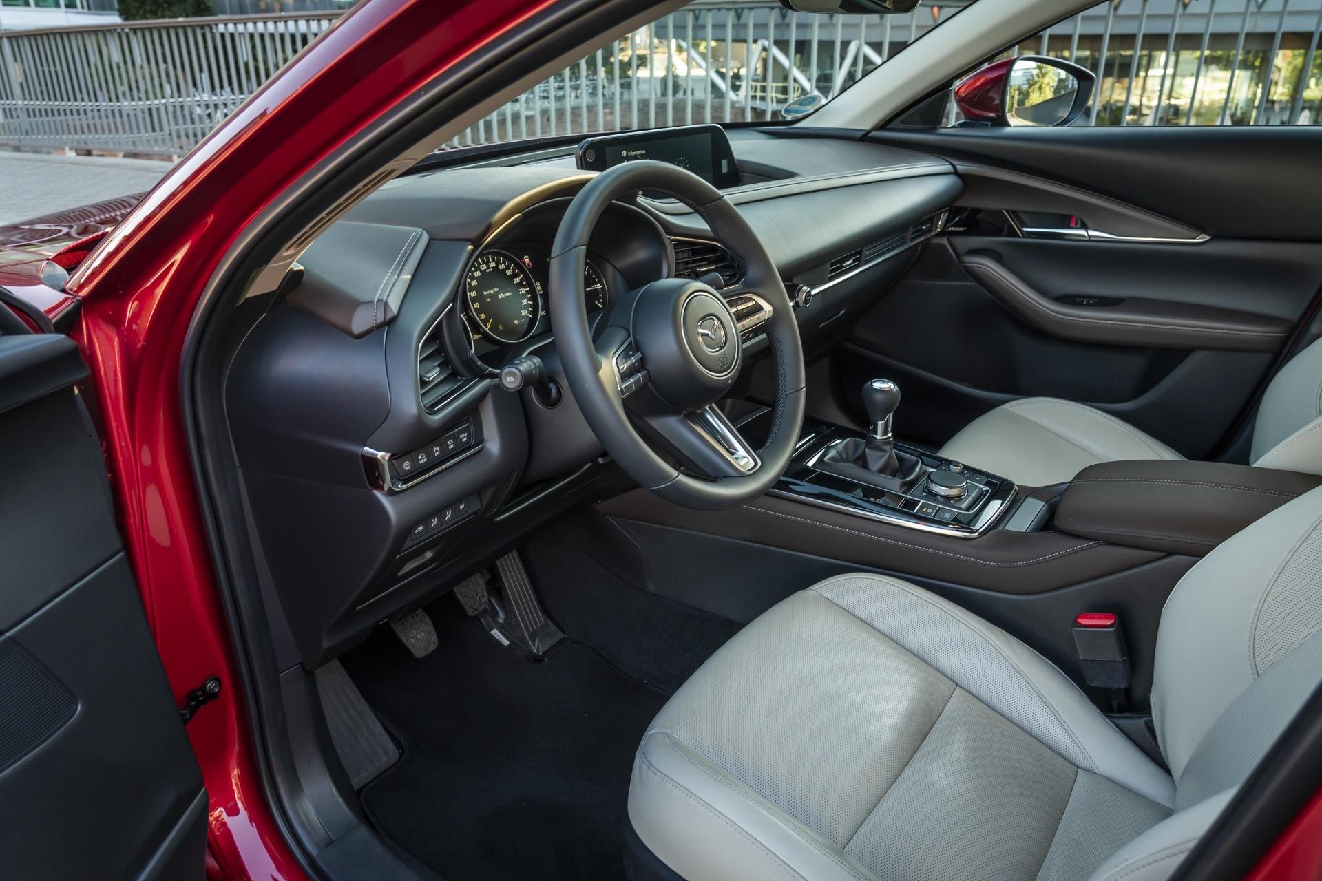 Mazda Cx 30 Interior 00001