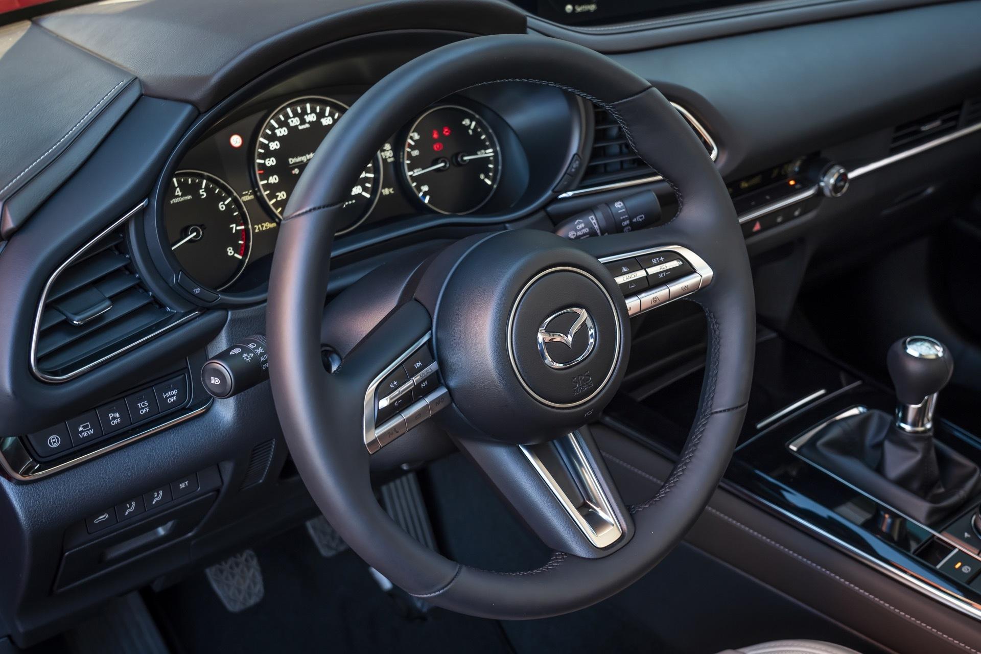 Mazda Cx 30 Interior 00004