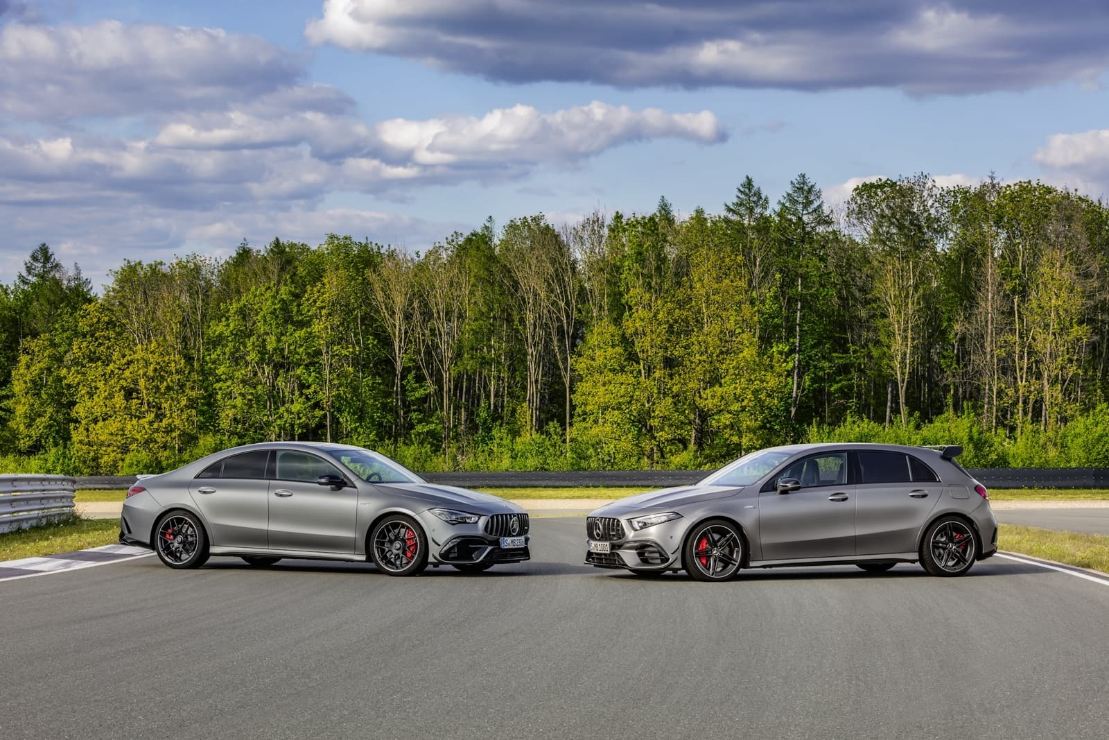 Mercedes Amg A 45 S 4matic+ Und Cla 45 S 4matic+ (2019) Mercedes Amg A 45 S 4matic+ And Cla 45 S 4matic+ (2019)