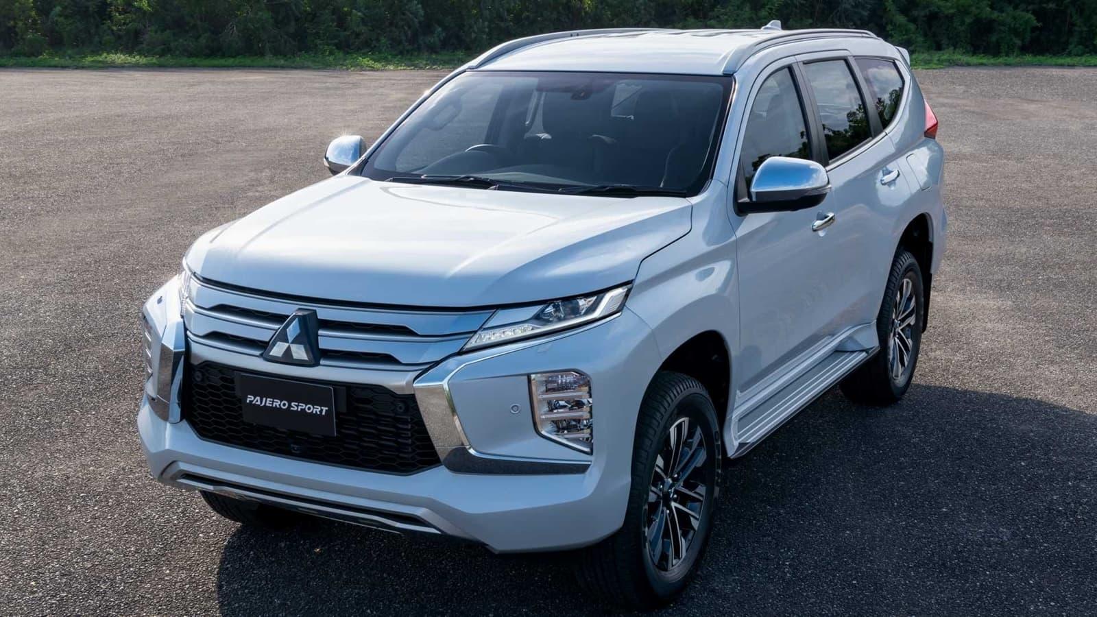 Mitsubishi Montero Sport 2020 0719 005