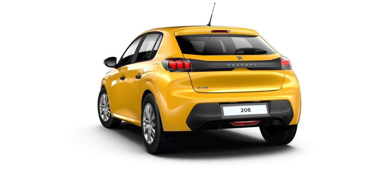 Peugeot 208 Barato 2019 5