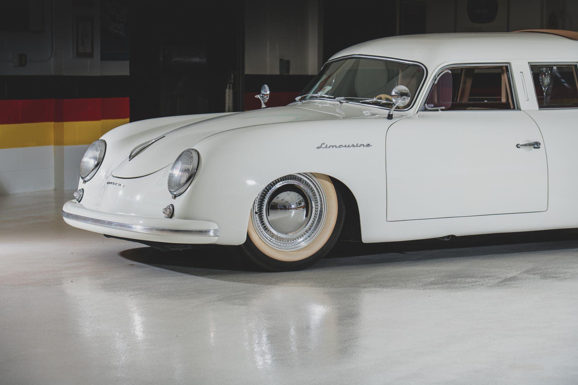 Porsche 356 Limusina 17