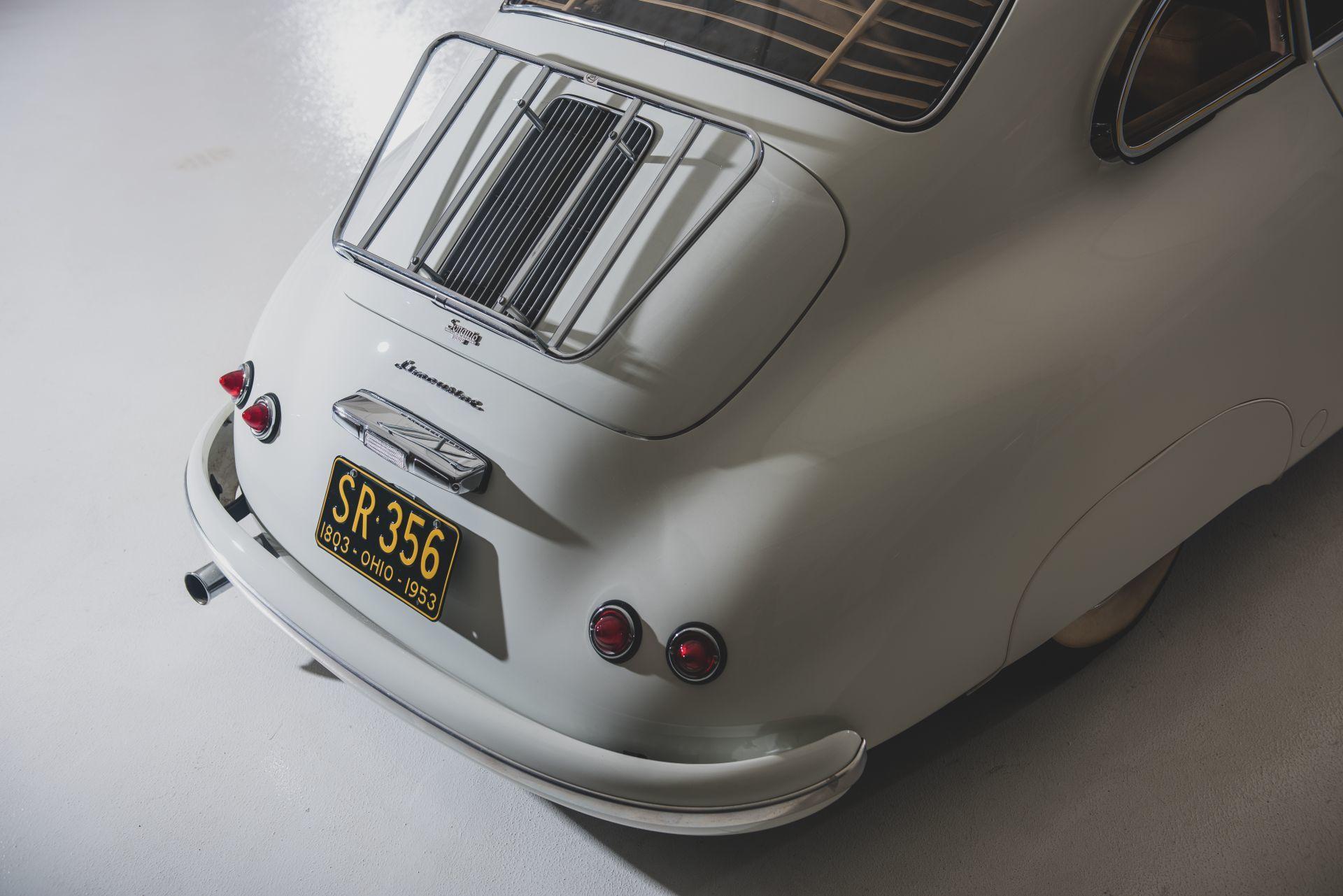 Porsche 356 Limusina 18