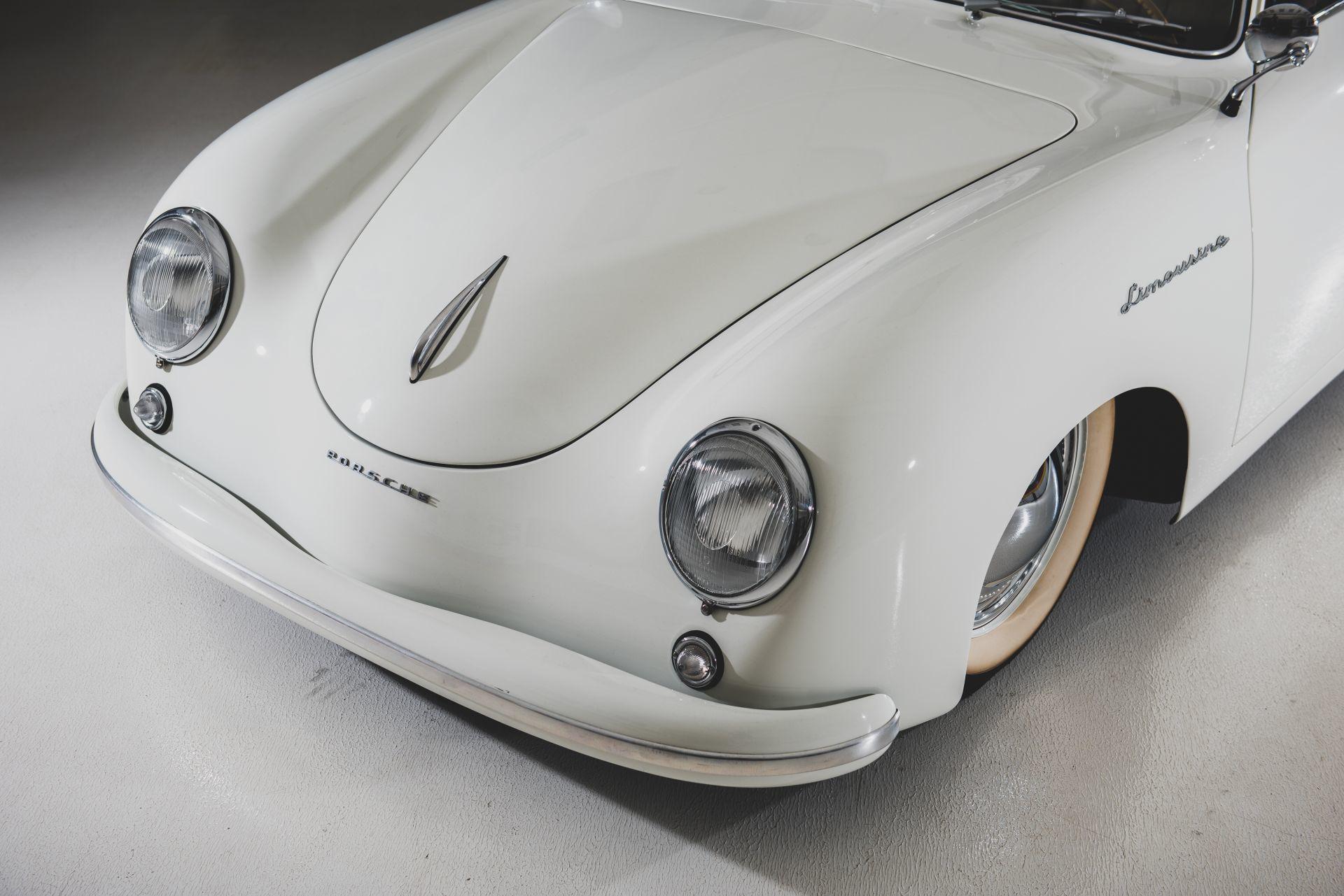 Porsche 356 Limusina 19