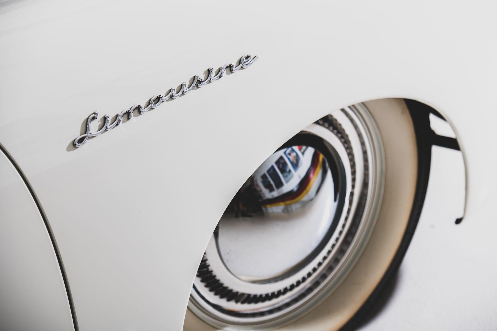 Porsche 356 Limusina 21