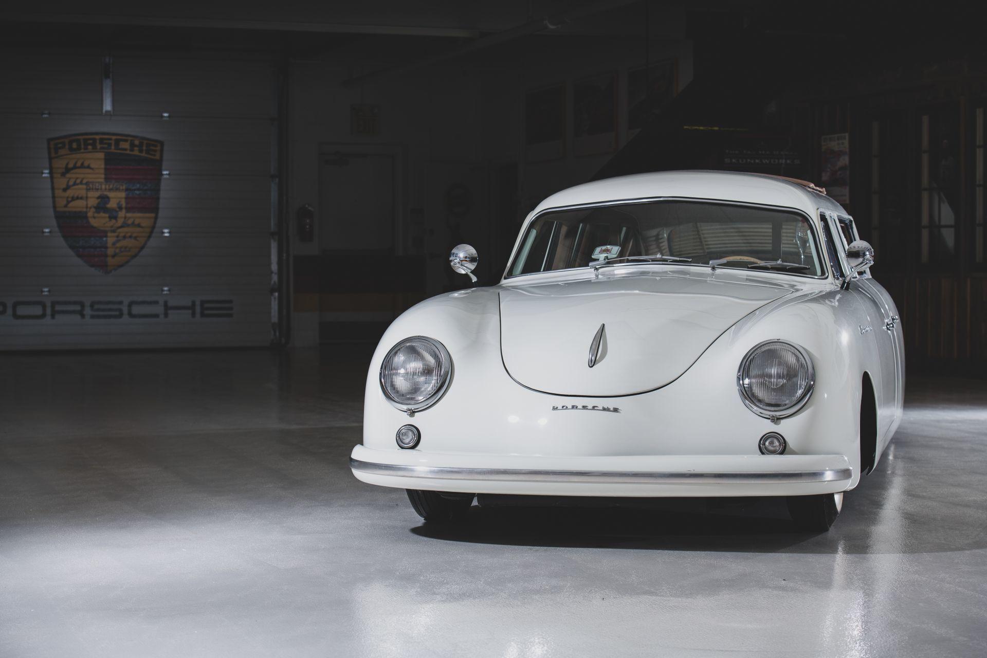 Porsche 356 Limusina 23