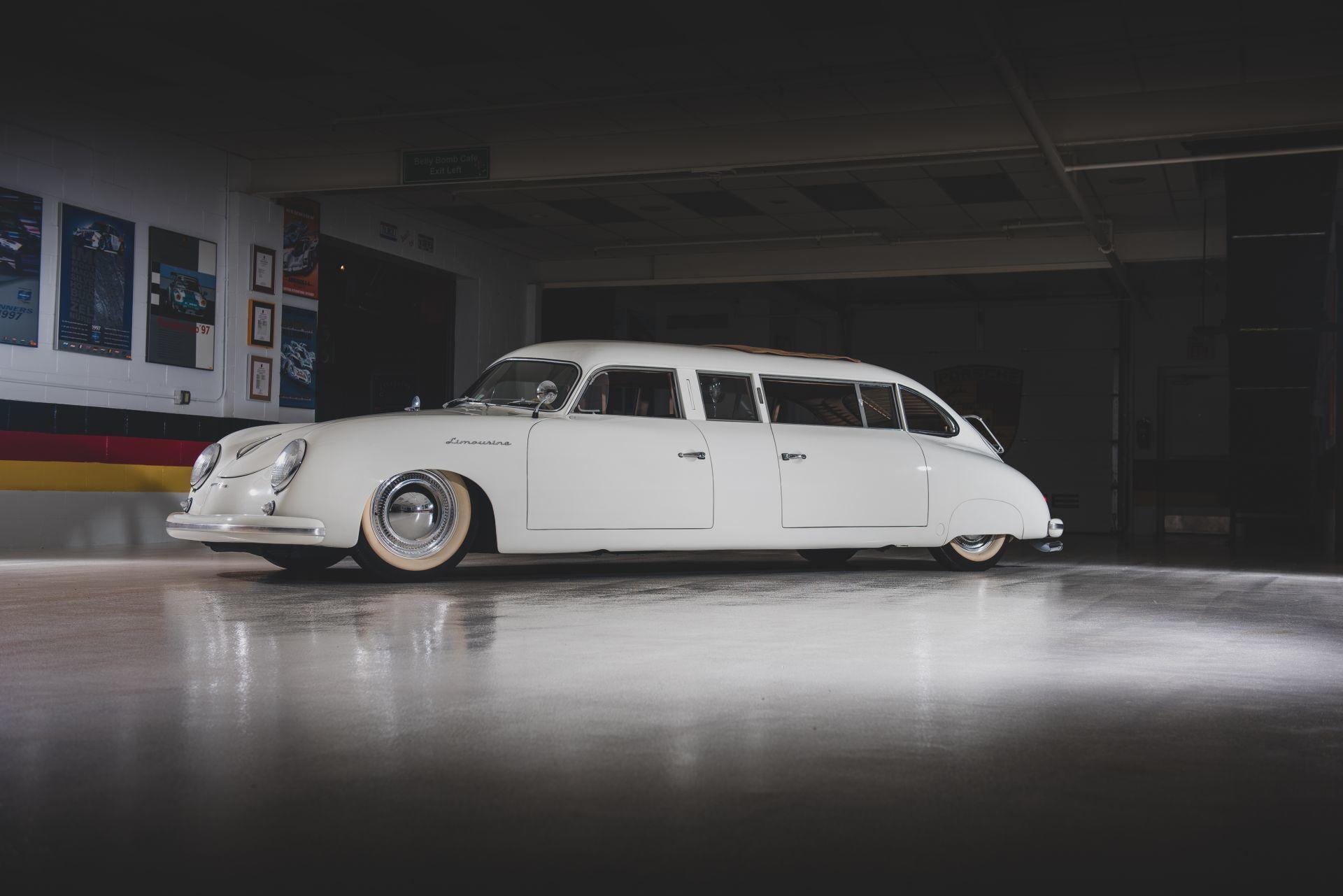 Porsche 356 Limusina 24