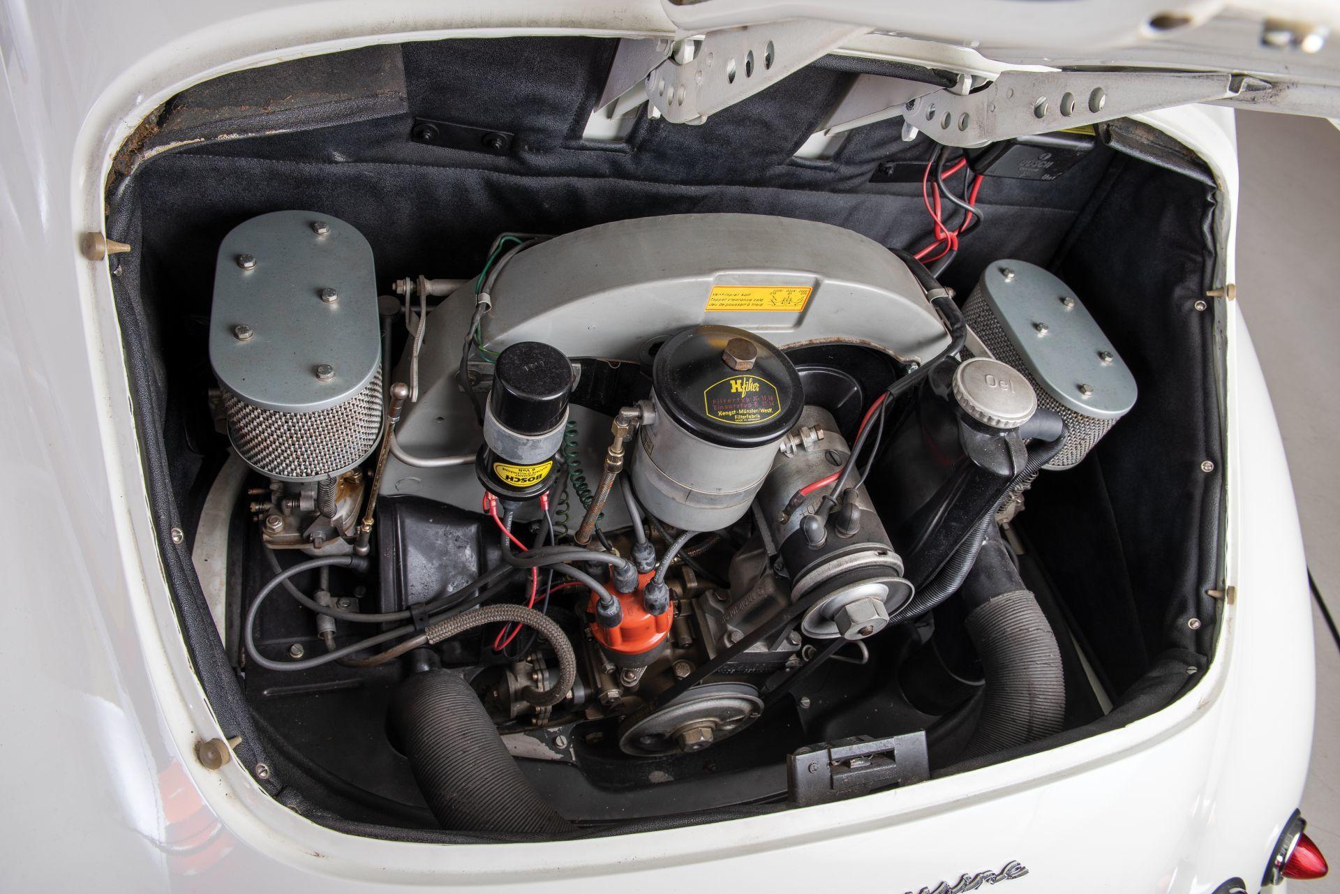 Porsche 356 Limusina 26