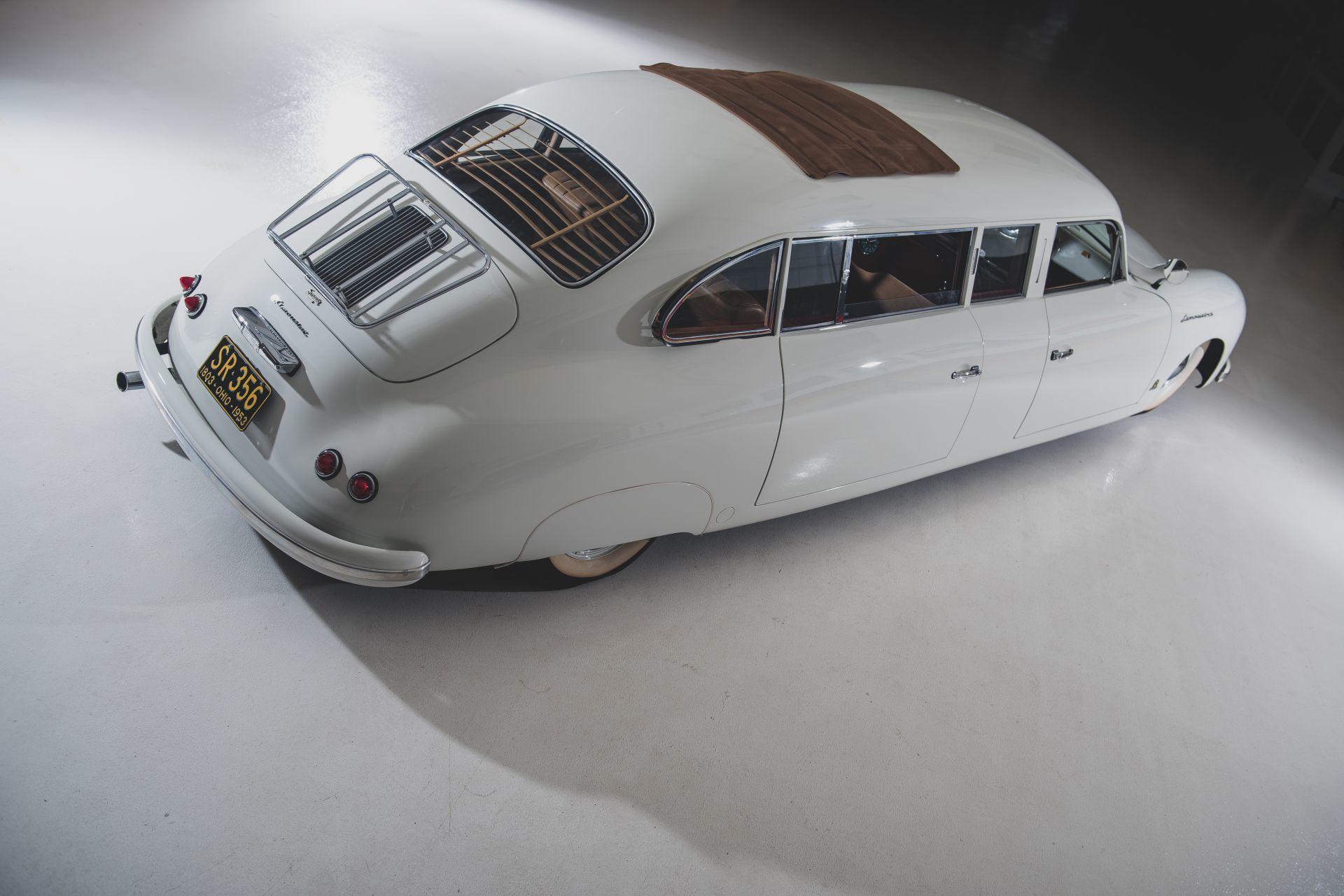 Porsche 356 Limusina 27