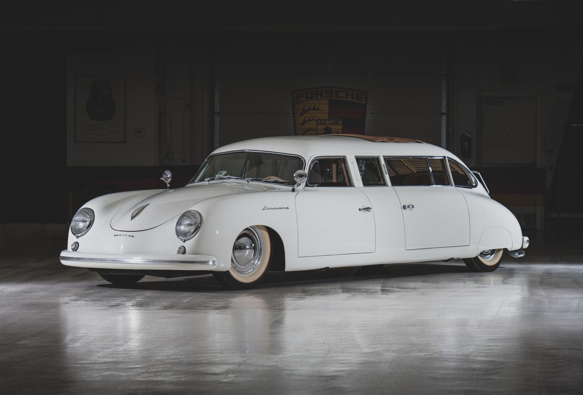 Porsche 356 Limusina 28