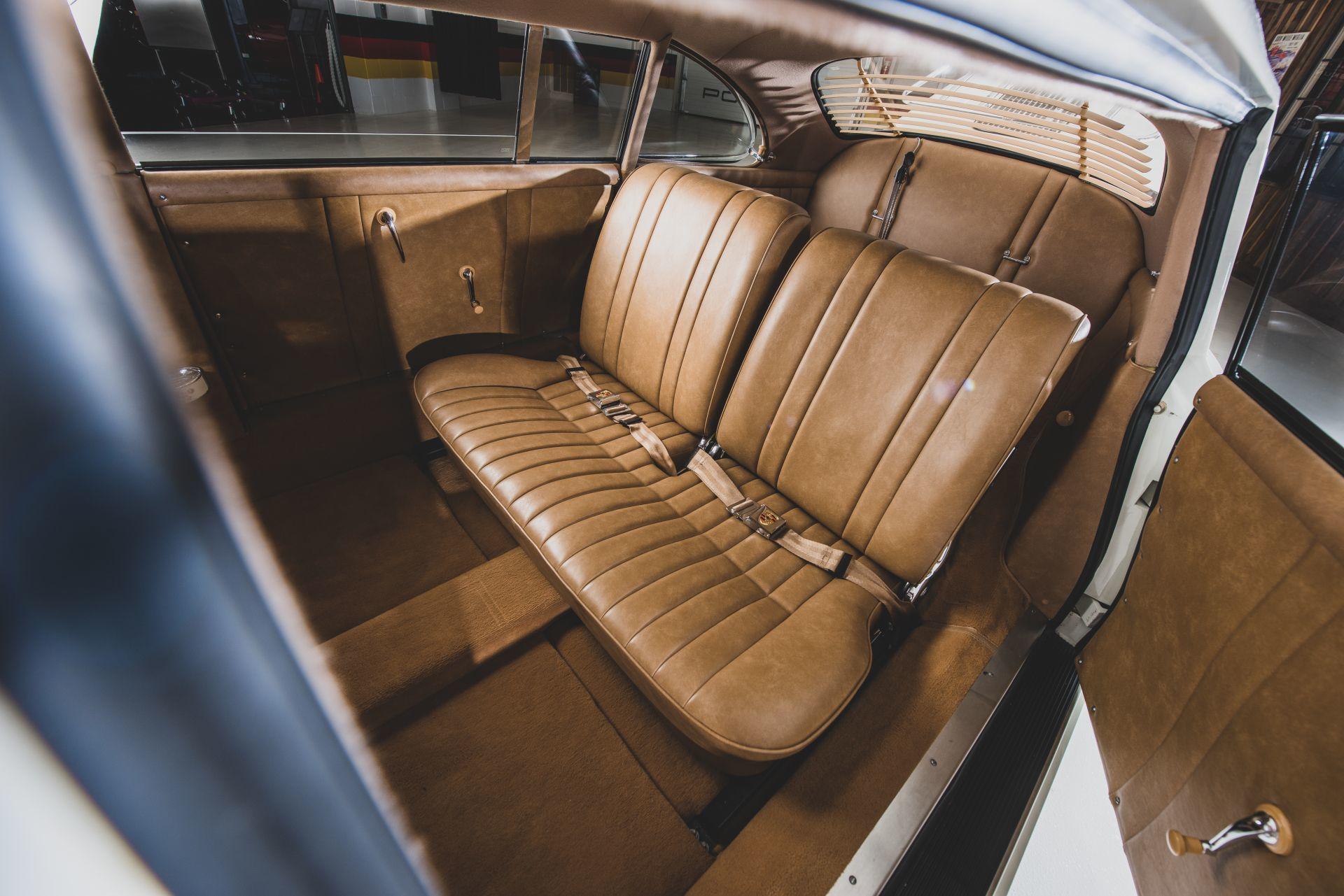 Porsche 356 Limusina 6