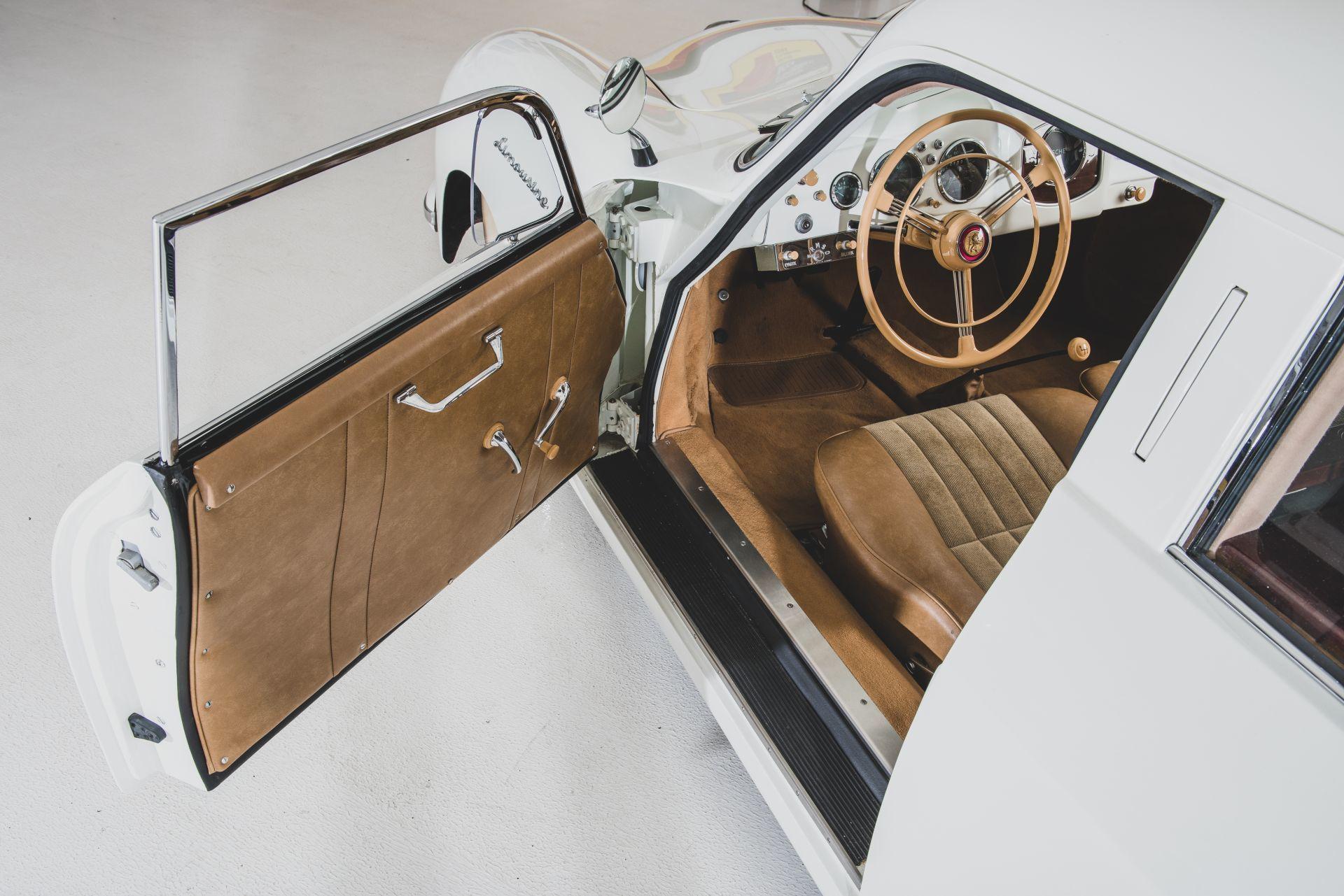 Porsche 356 Limusina 7