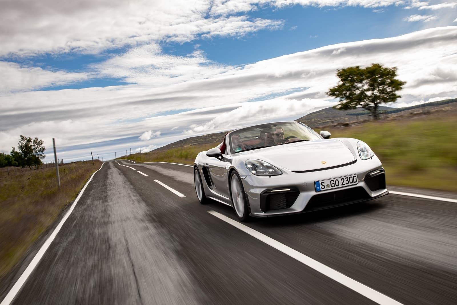 Porsche 718 Spyder 0719 022