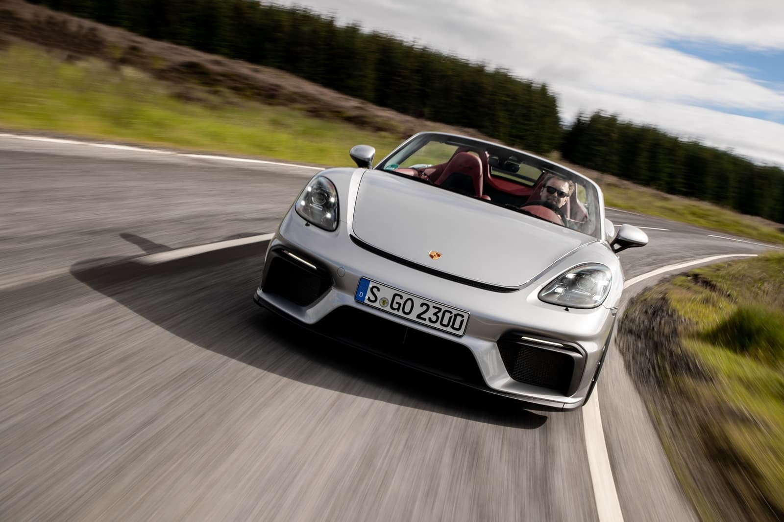 Porsche 718 Spyder 0719 024