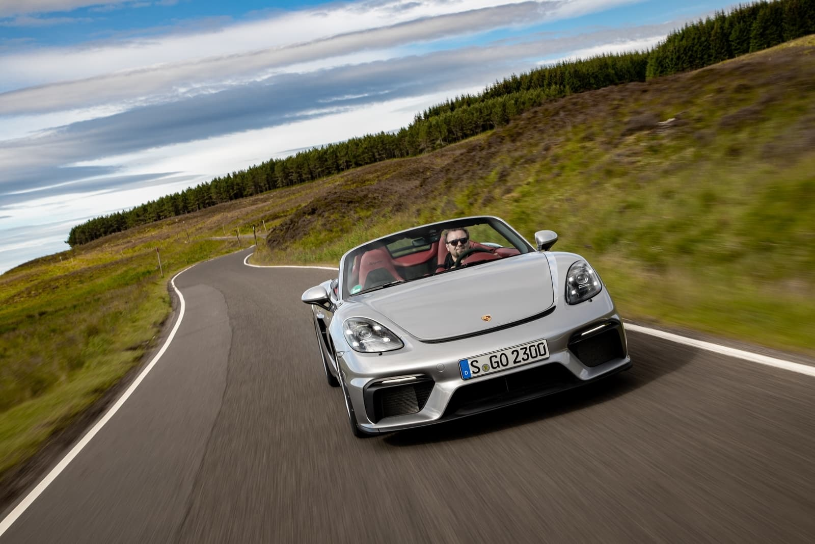 Porsche 718 Spyder 0719 029