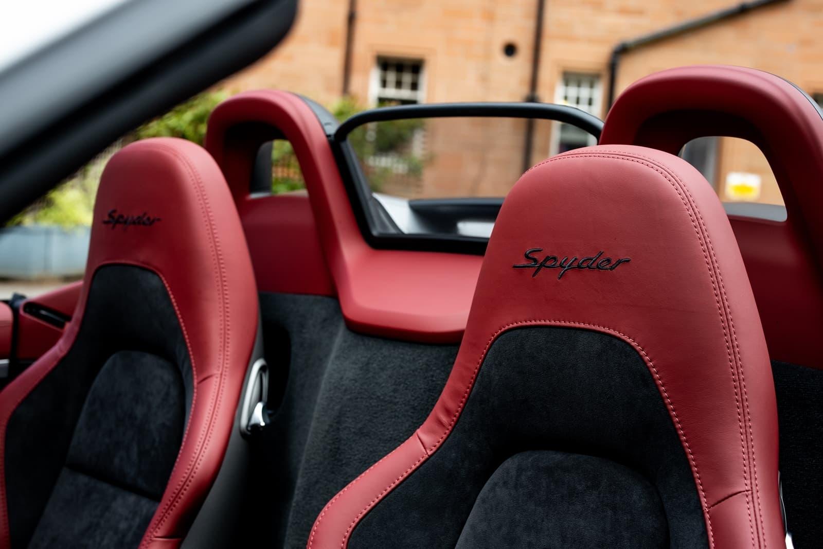 Porsche 718 Spyder 0719 065