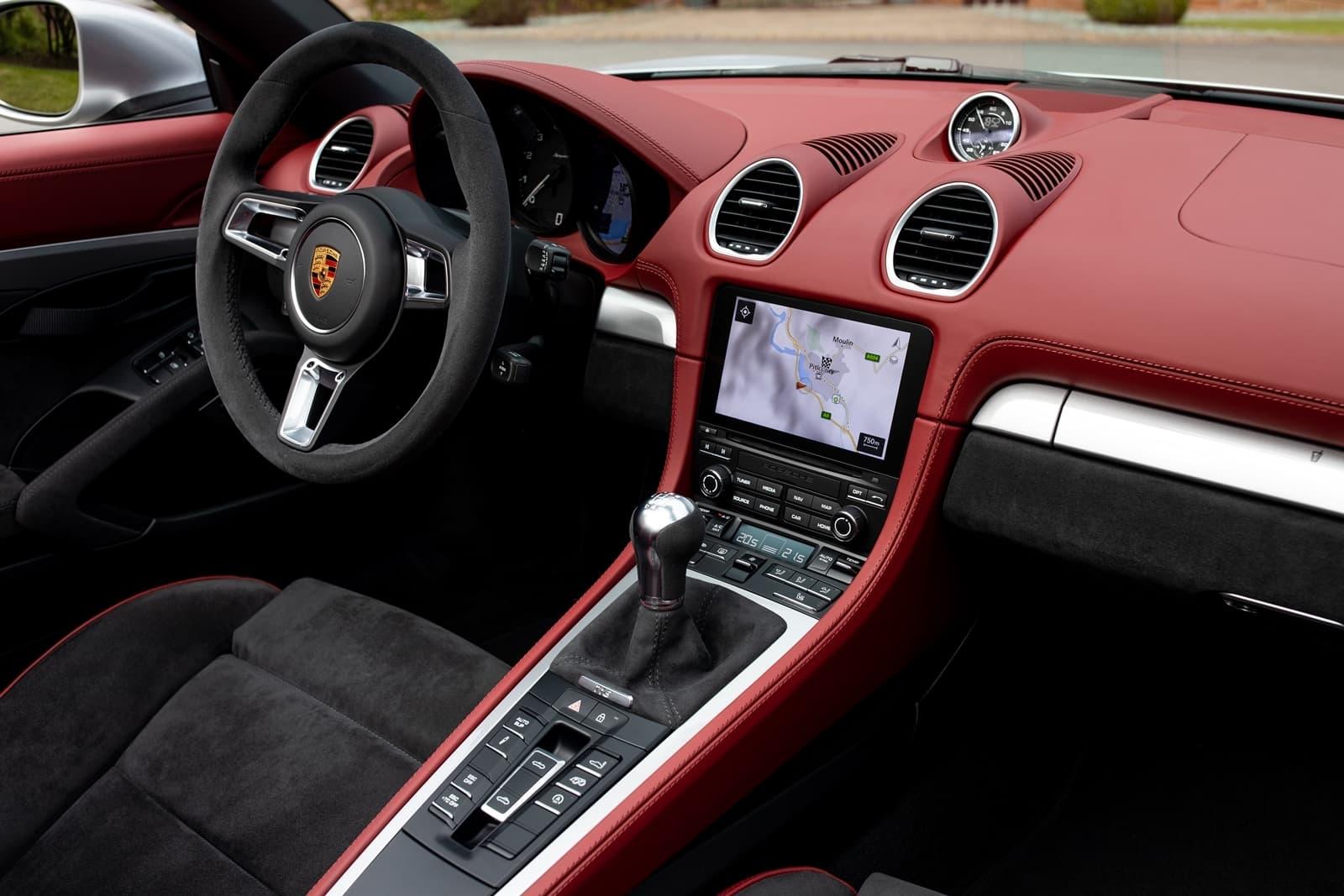 Porsche 718 Spyder 0719 072
