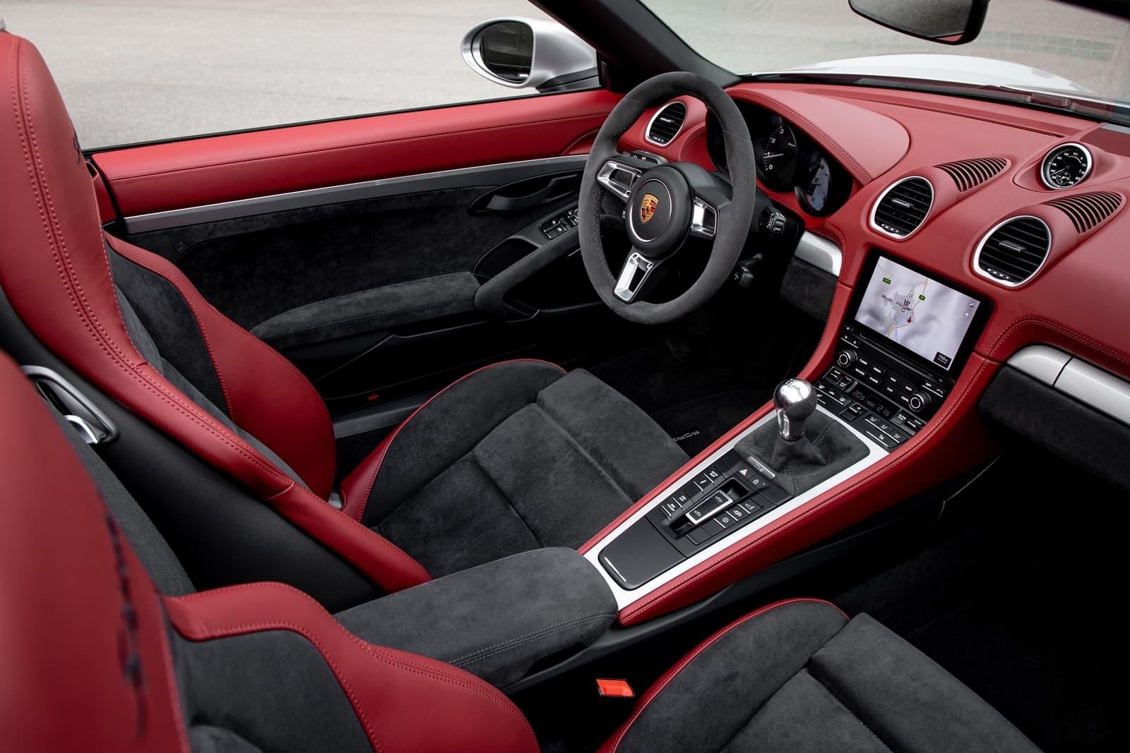 Porsche 718 Spyder 0719 074
