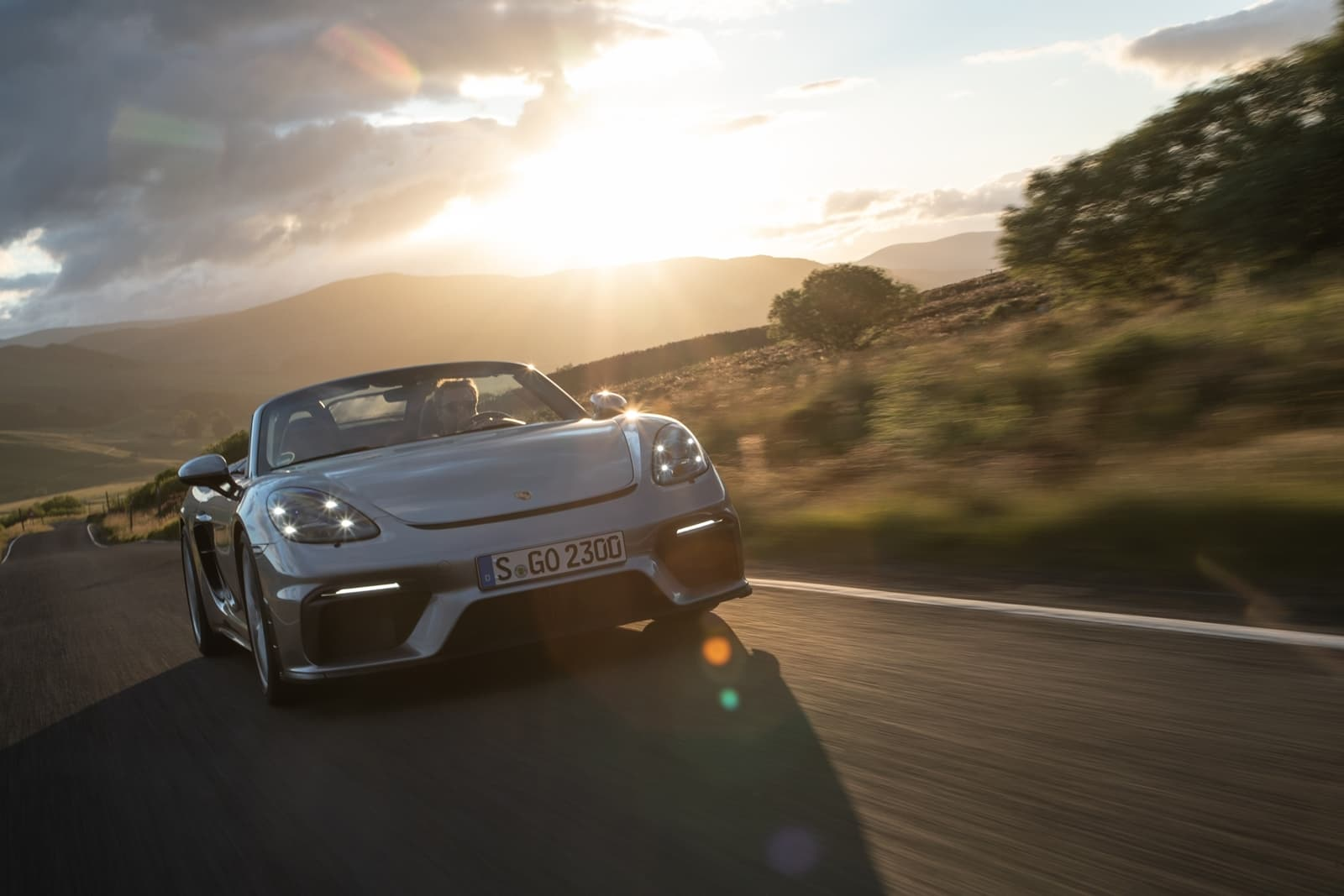 Porsche 718 Spyder 0719 089