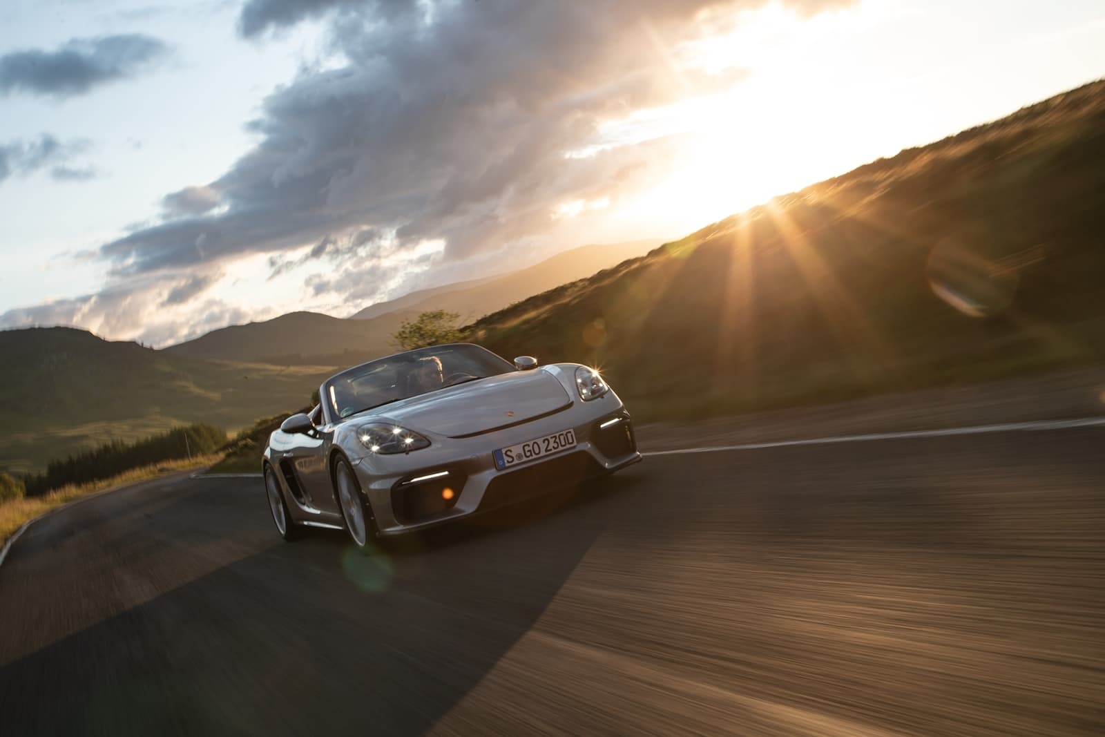 Porsche 718 Spyder 0719 091
