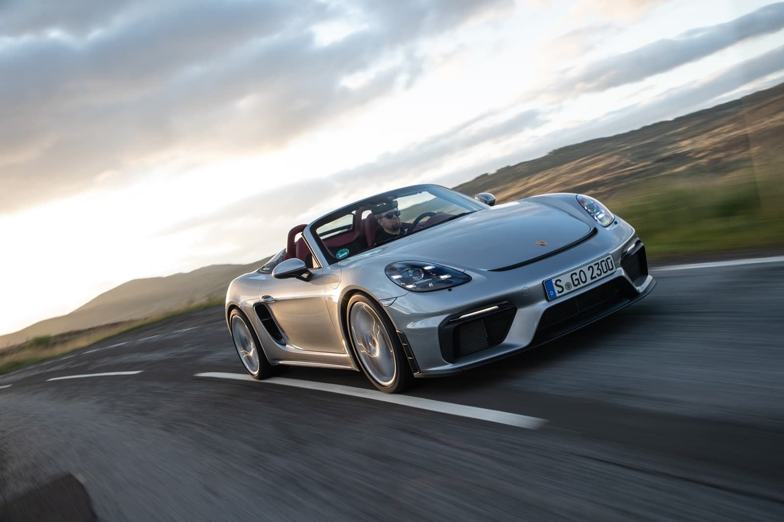 Porsche 718 Spyder 0719 098