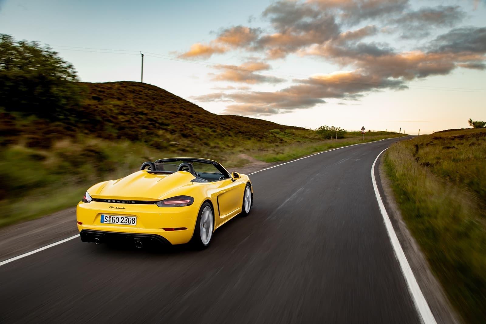 Porsche 718 Spyder 0719 125