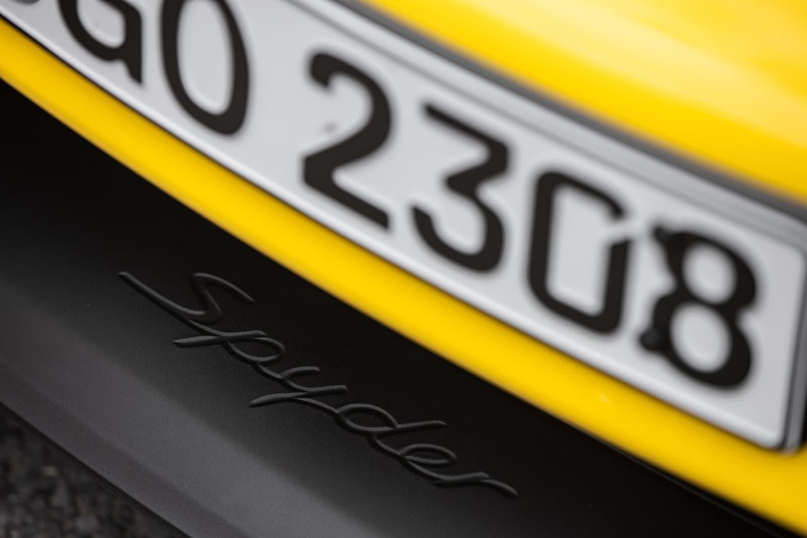 Porsche 718 Spyder 0719 129