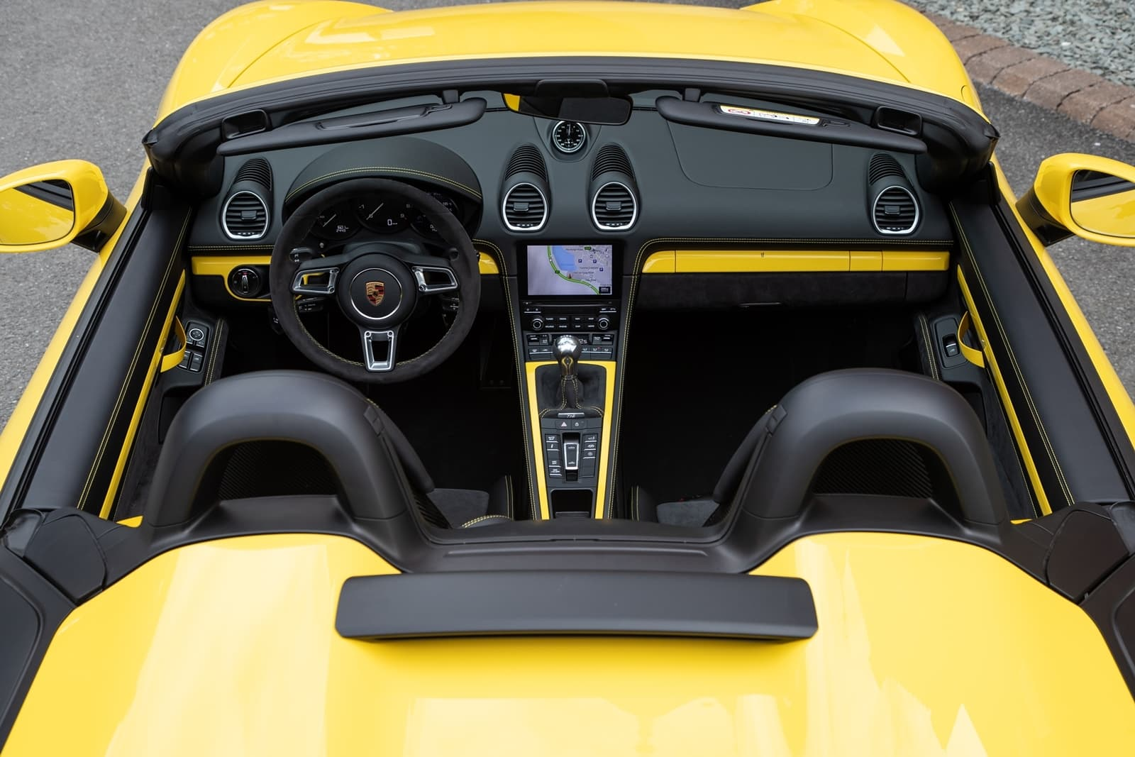 Porsche 718 Spyder 0719 164