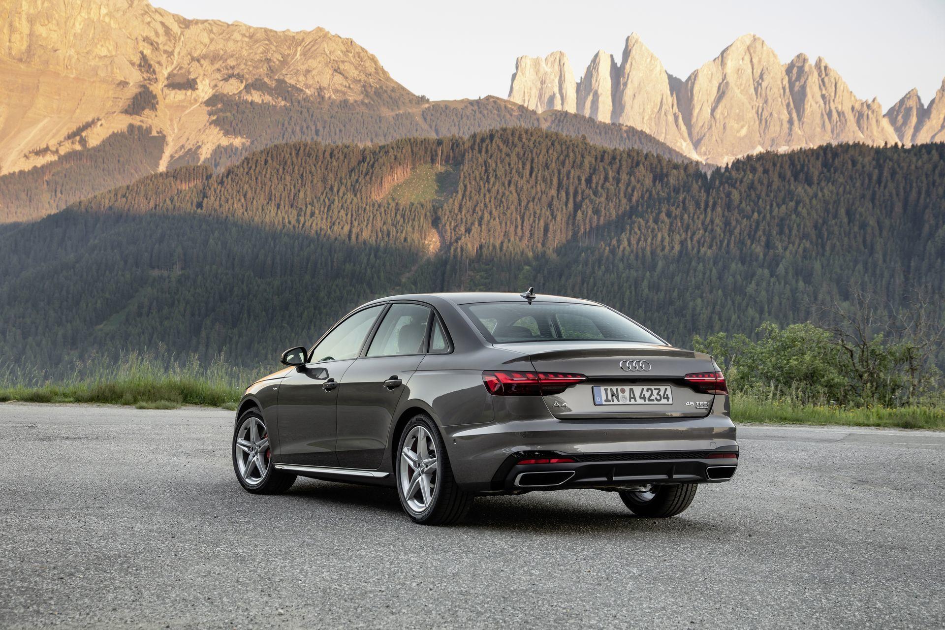 Prueba Audi A4 2019 10