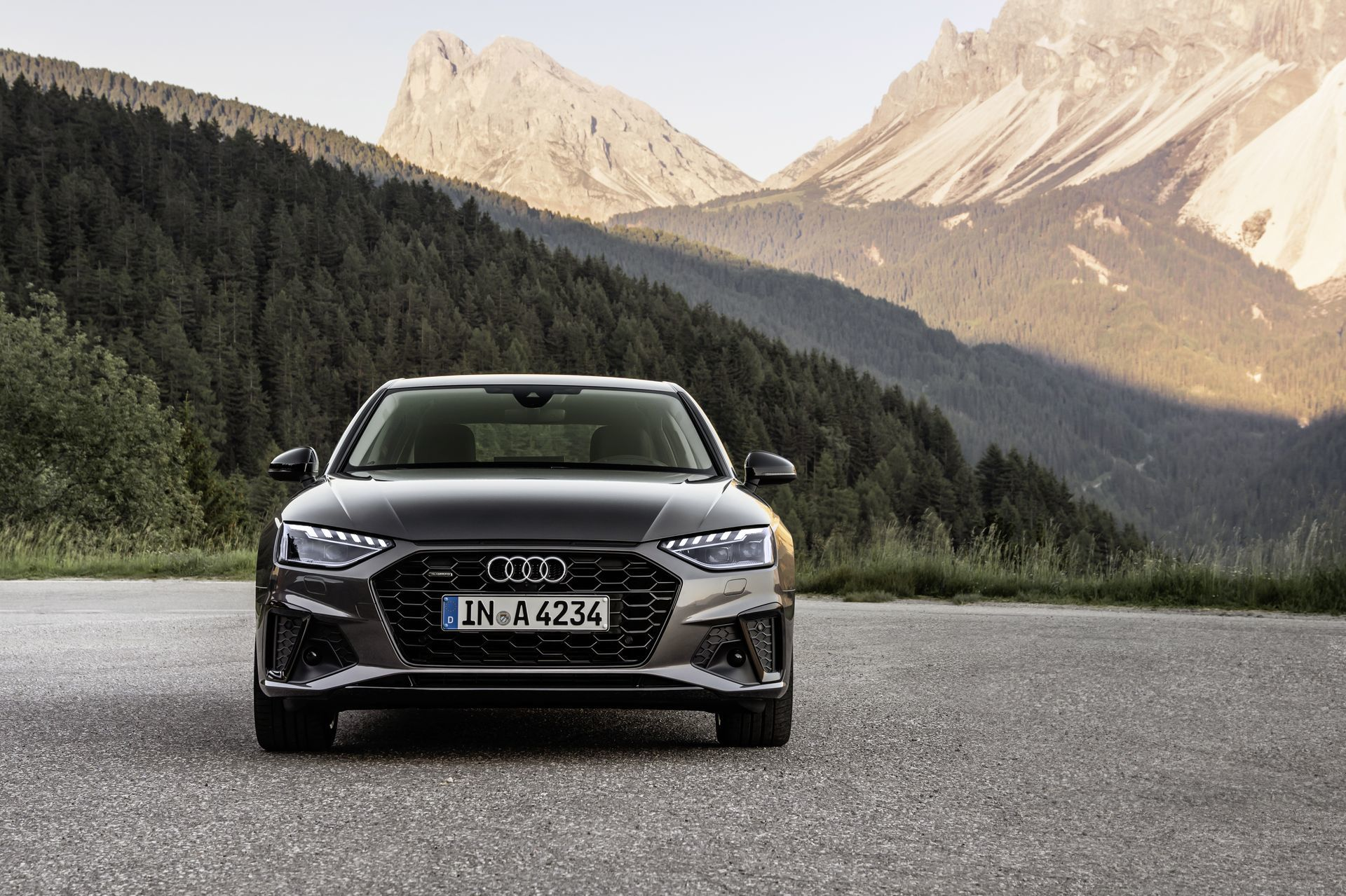 Prueba Audi A4 2019 11