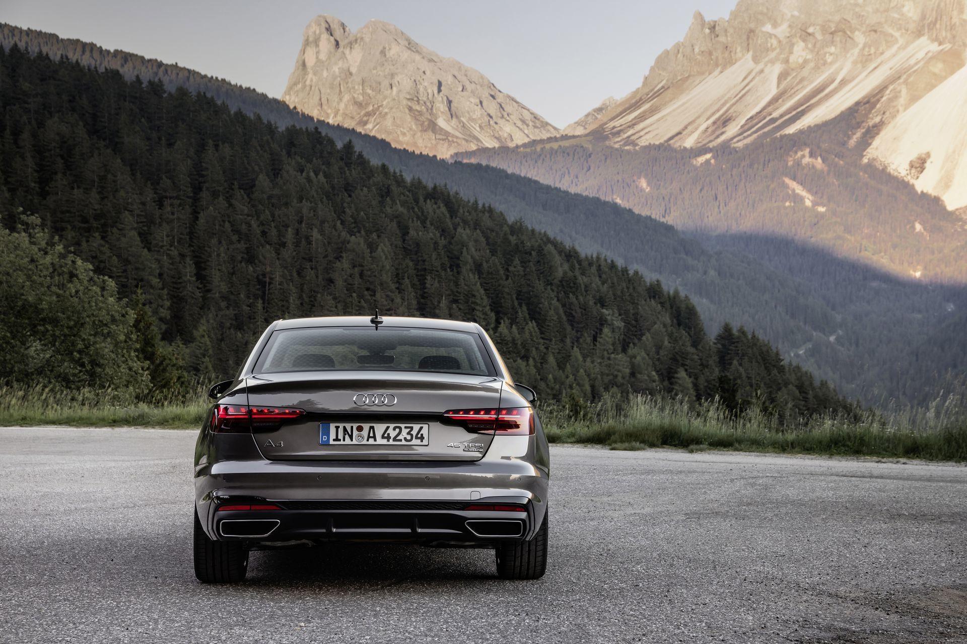 Prueba Audi A4 2019 12